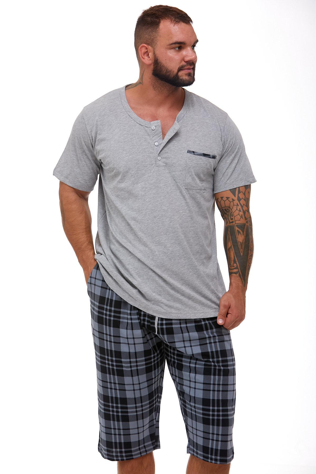 Pánské pyžamo  1P0912
