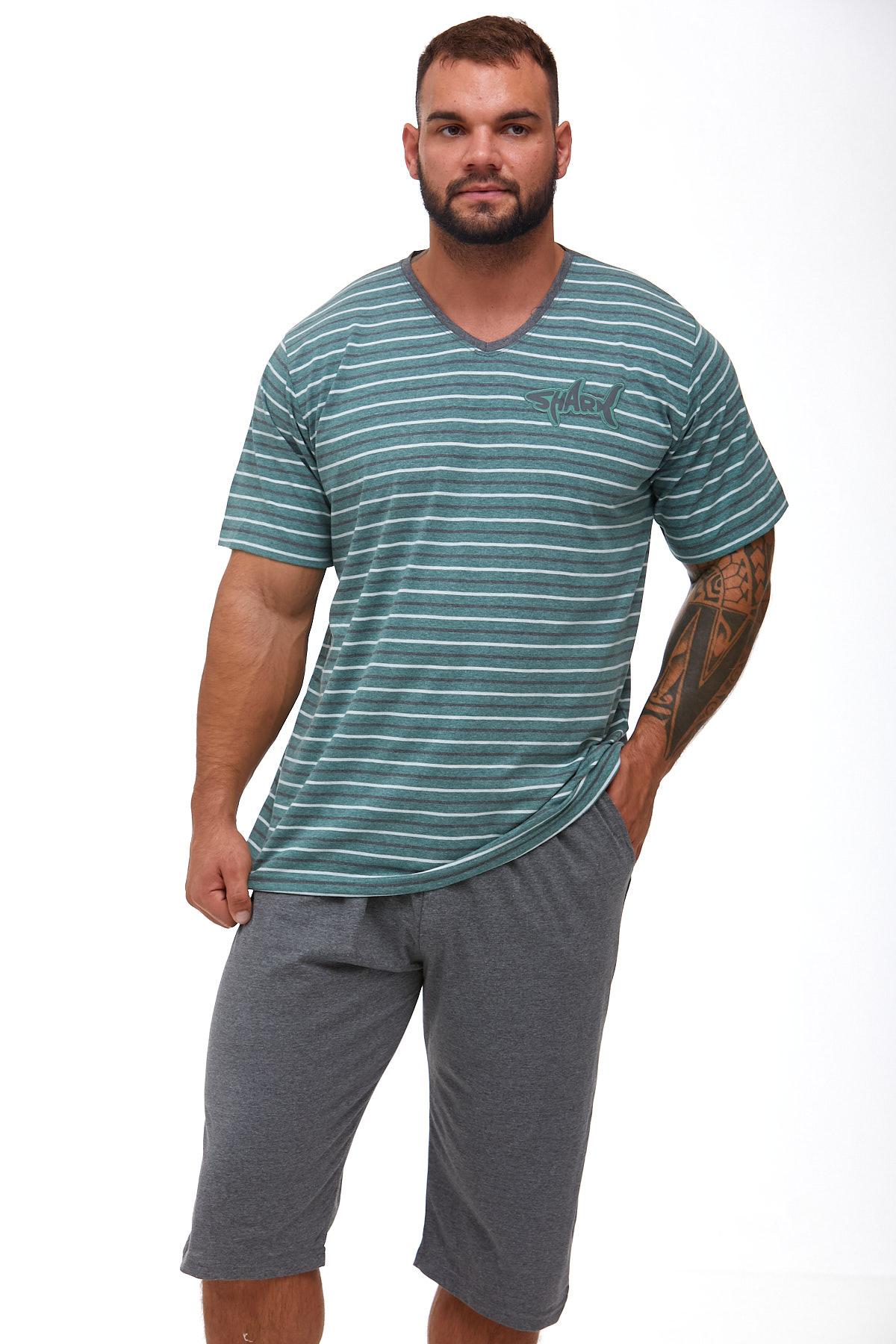 Pánské pyžamo  1P0907