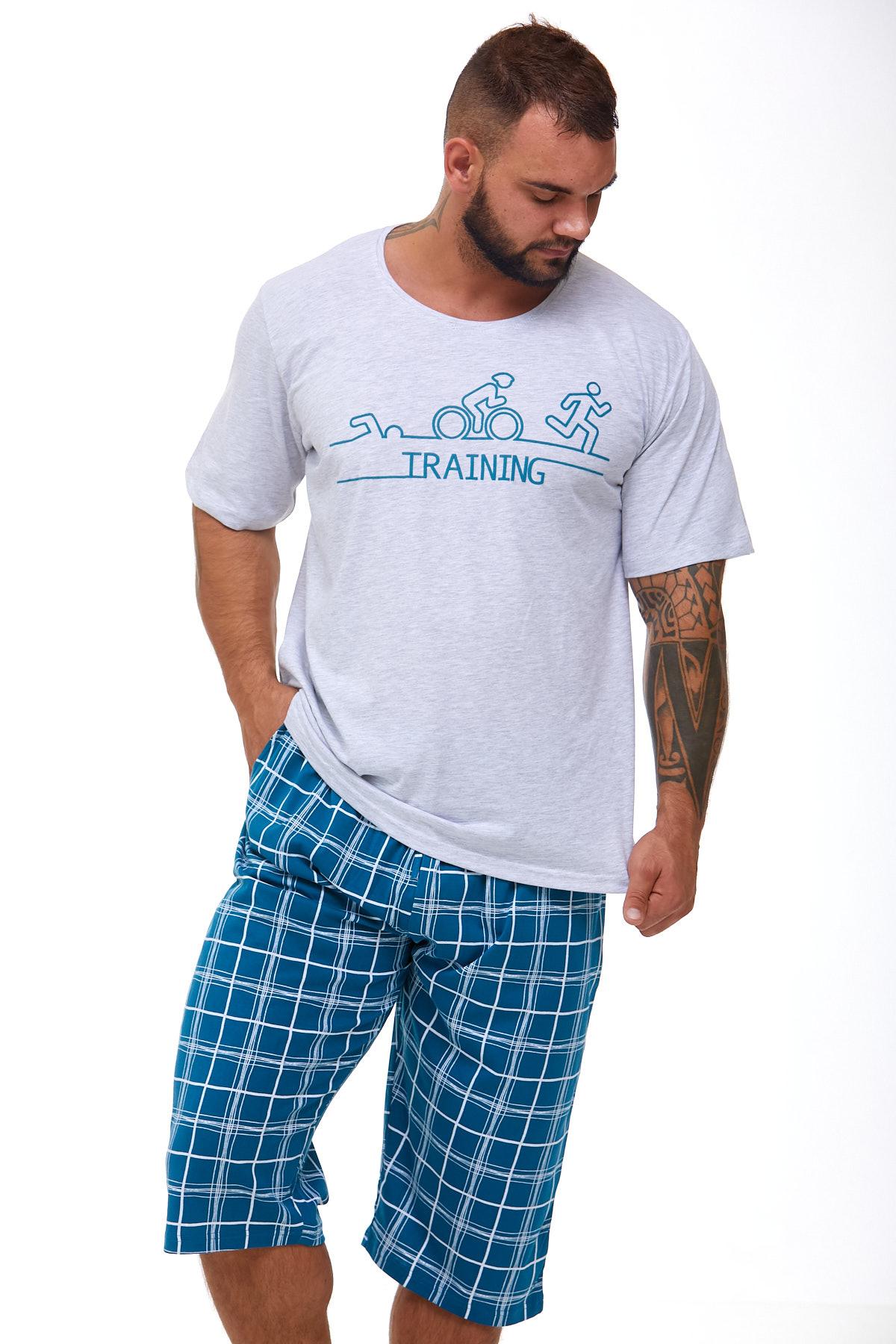 Pánské pyžamo  1P0923