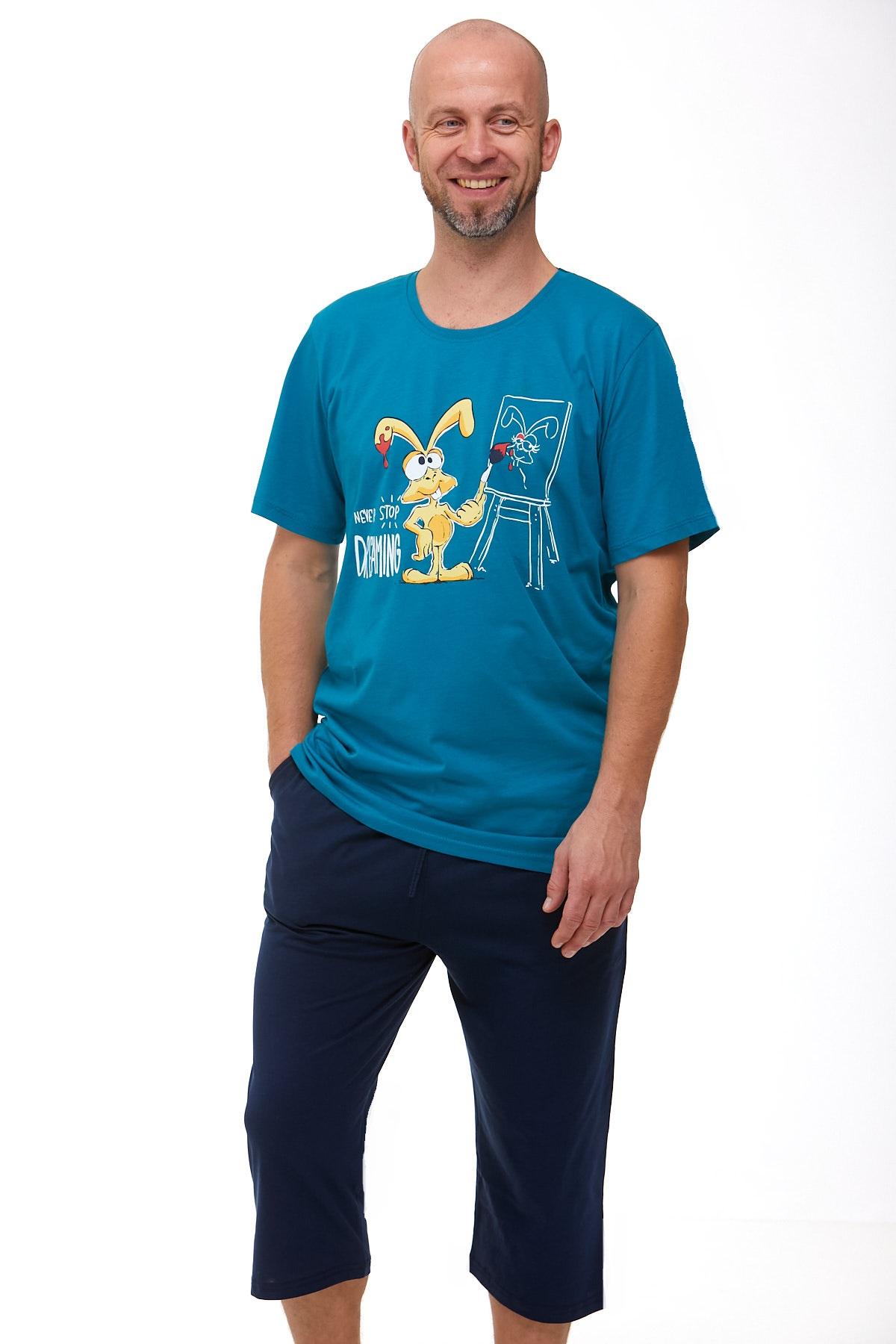 Pánské pyžamo  1P0939