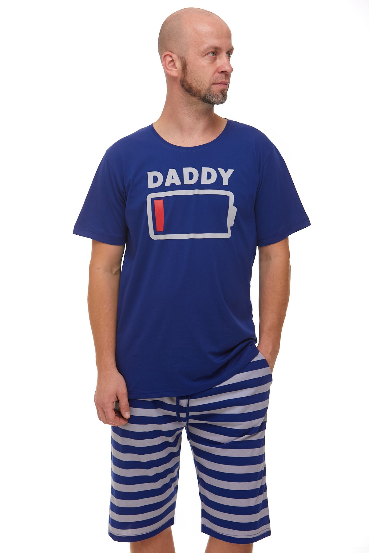 Pánské pyžamo  1P0935