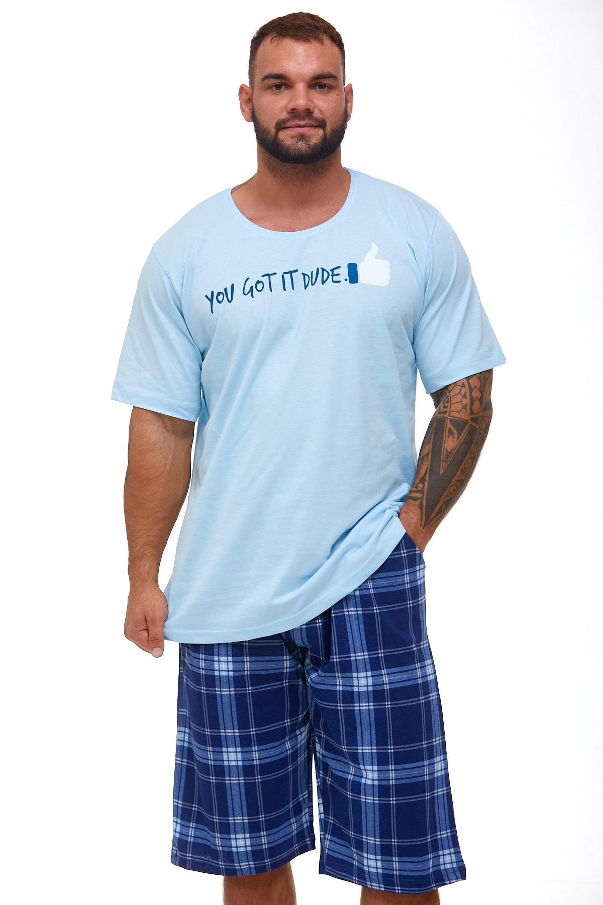 Pánské pyžamo  1P0927