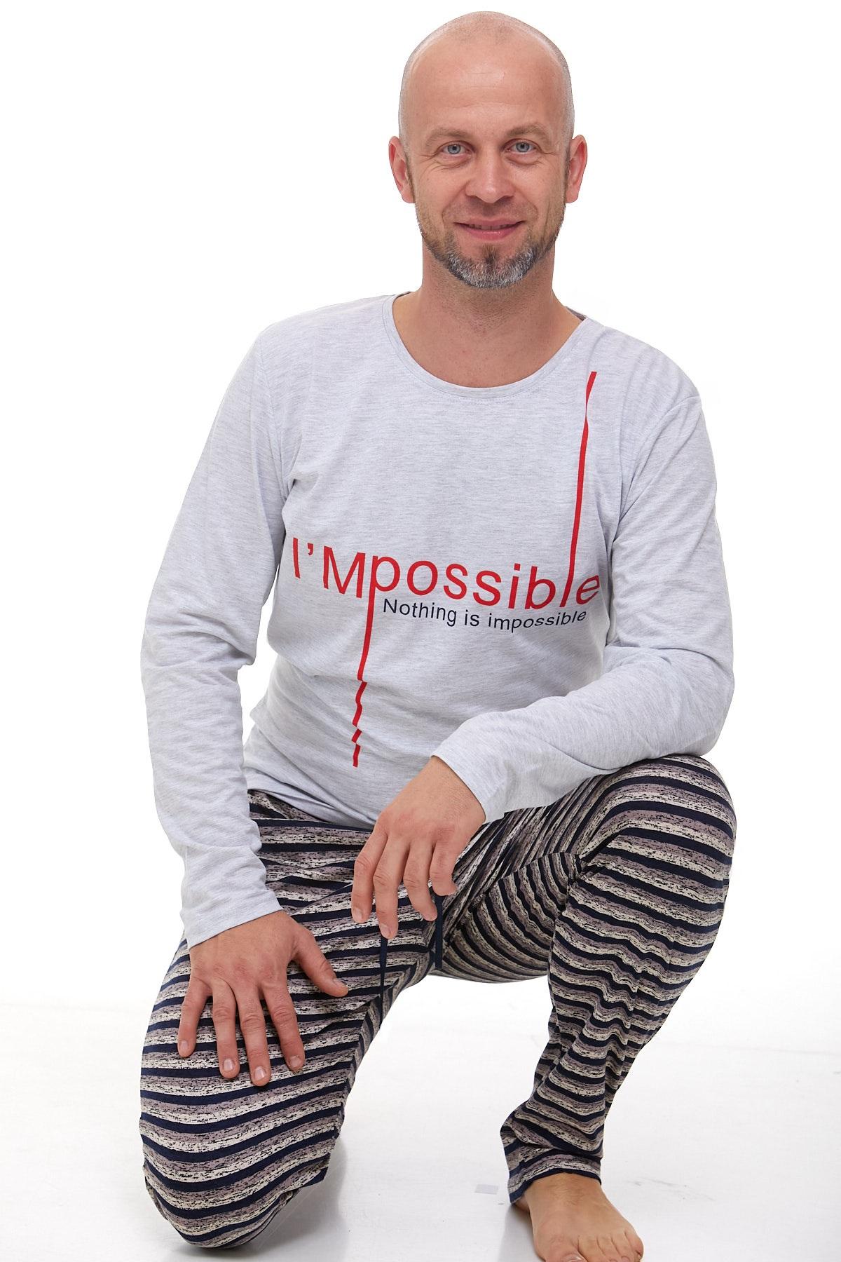 Pyžamo pro muže 1P0957