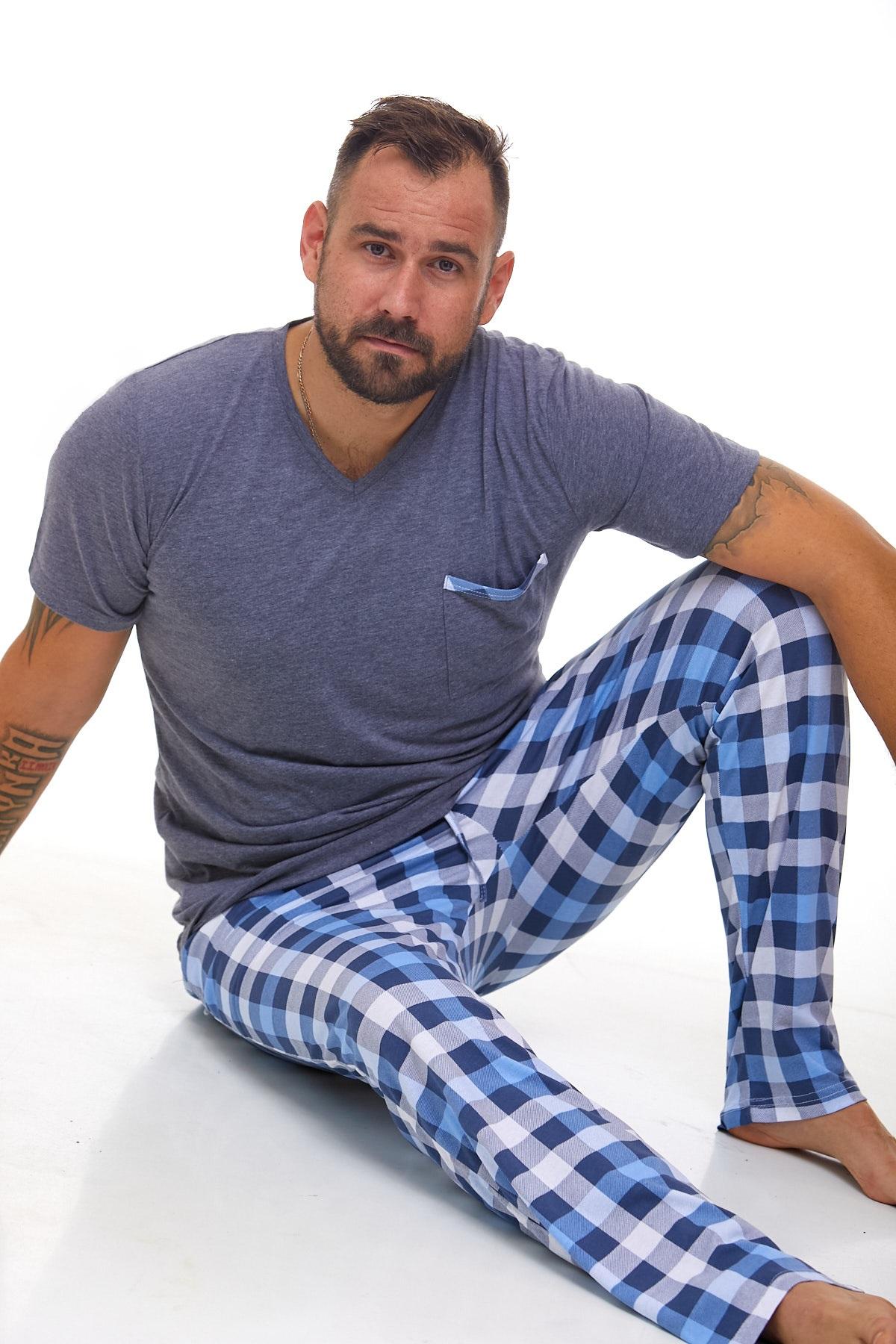 Pyžamo pro muže 1P0908