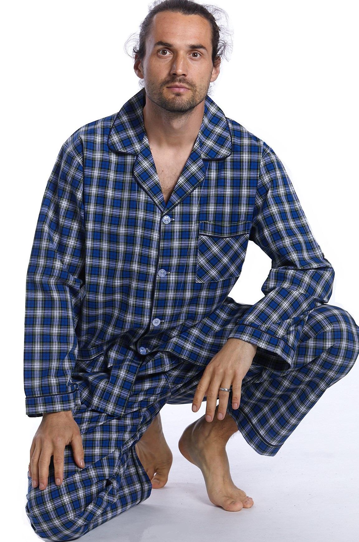 Pánské pyžamo klasické 1P0981
