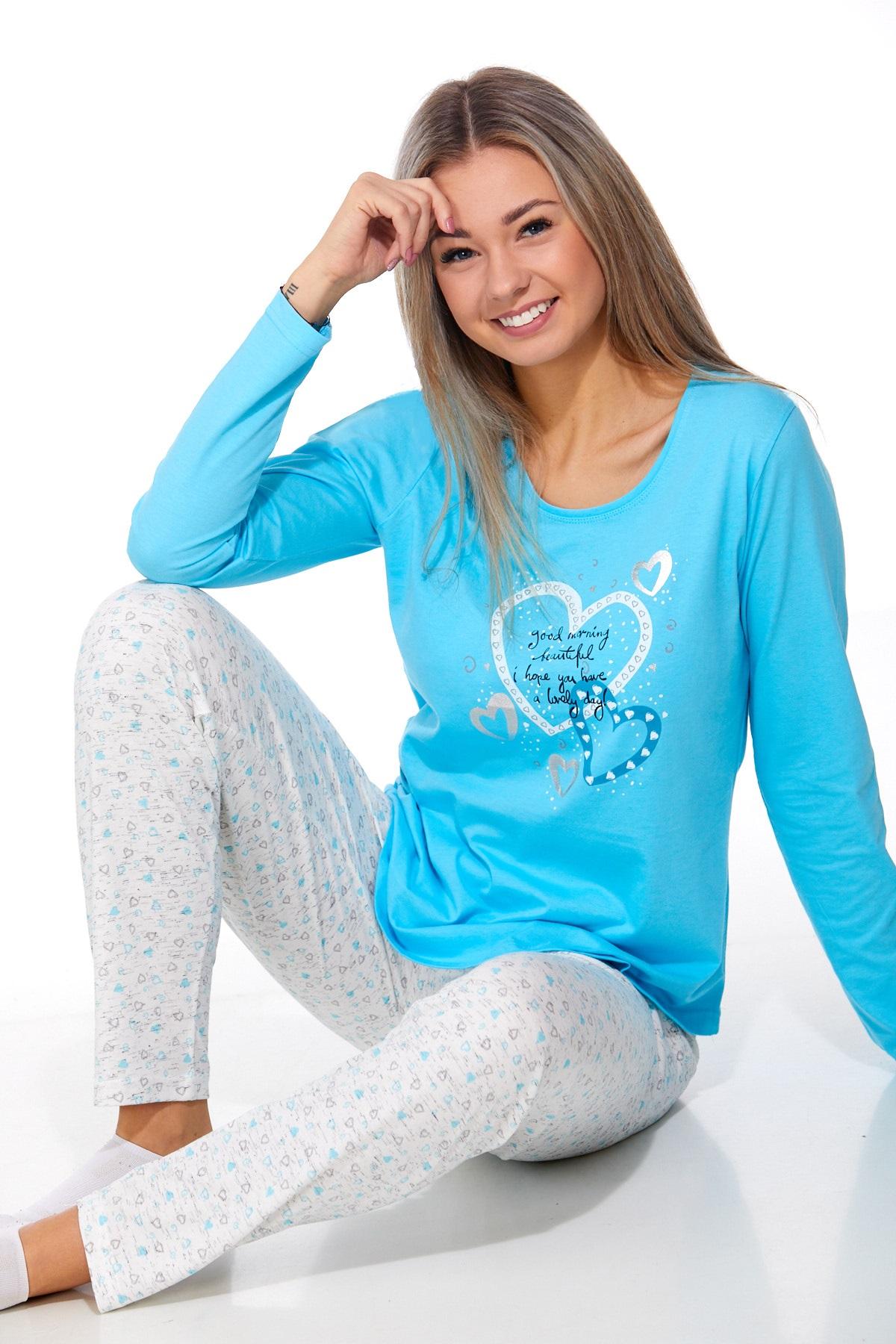Dámské pyžamo comfort 1B0970