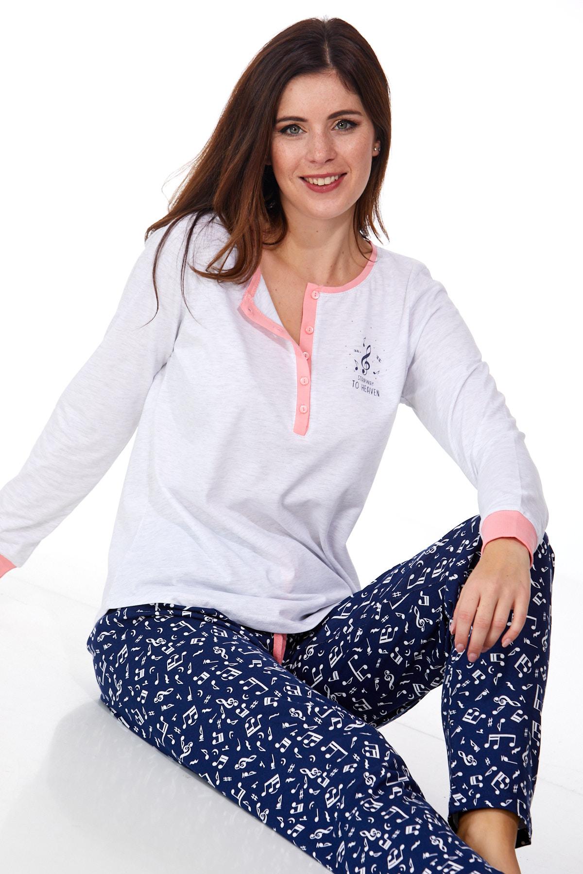 Dámské pyžamo comfort 1B0976