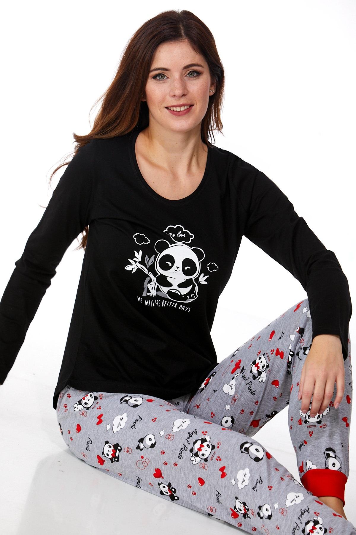 Dámské pyžamo comfort 1B0972