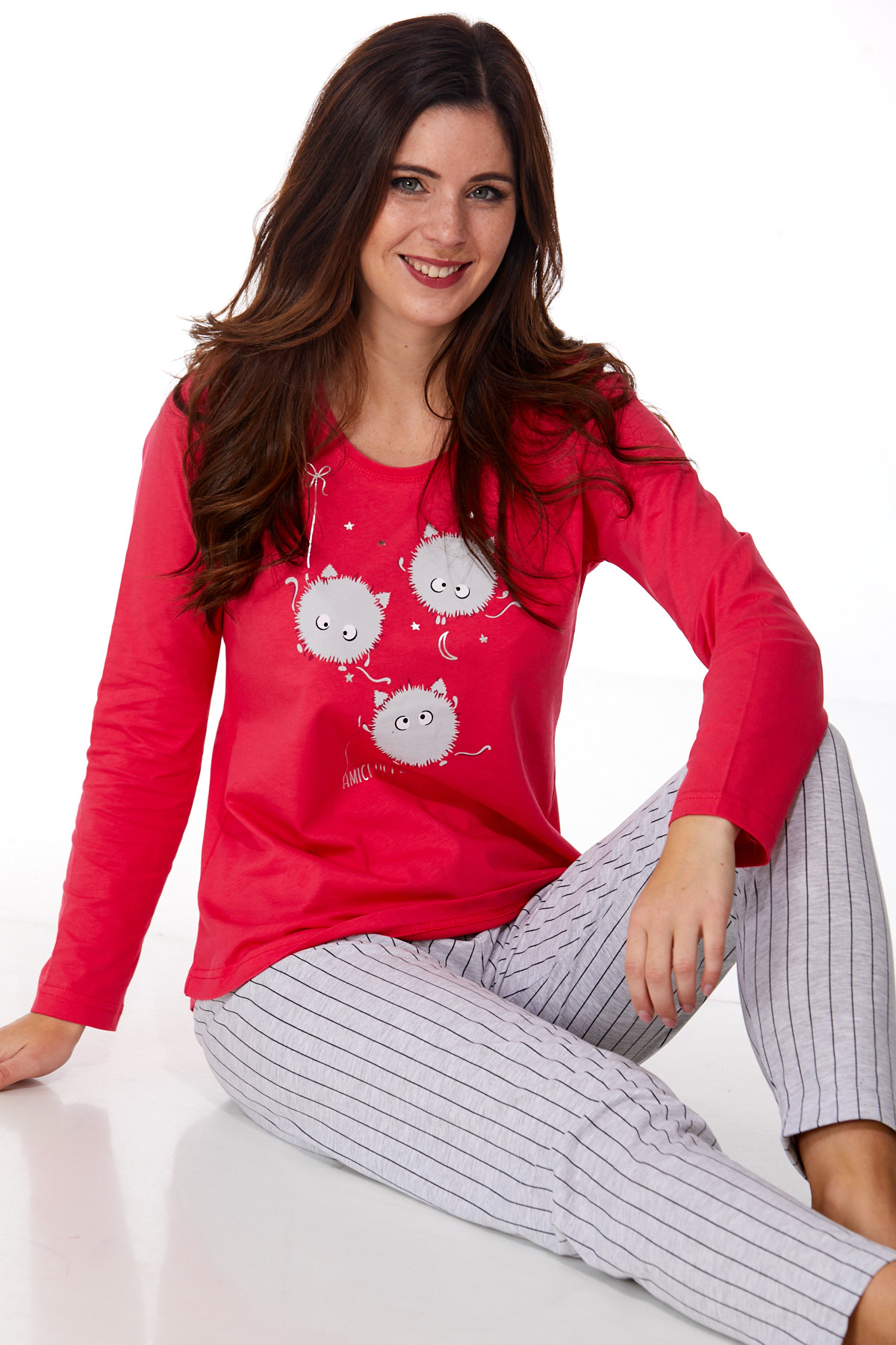 Dámské pyžamo comfort 1B0947