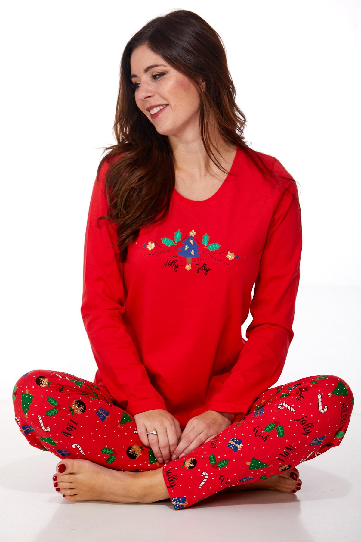 Dámské pyžamo comfort 1B0957