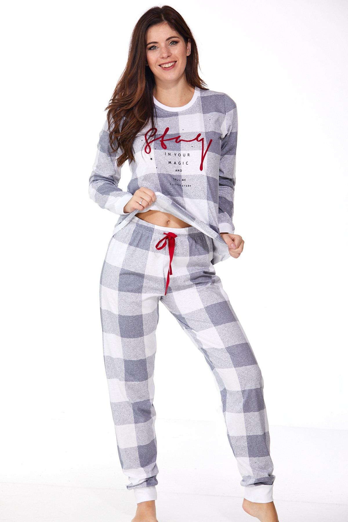 Dámské pyžamo comfort 1B0940