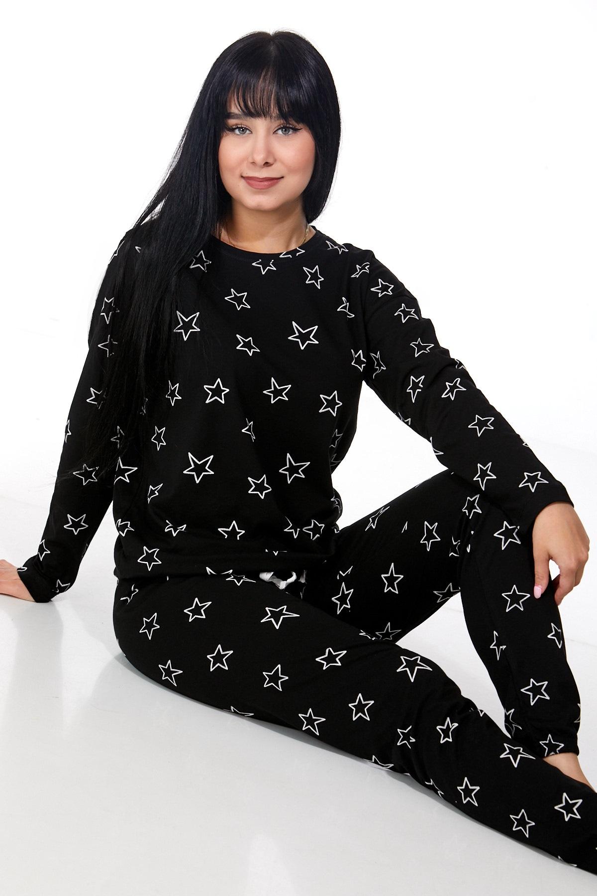 Dámské pyžamo comfort 1B0936