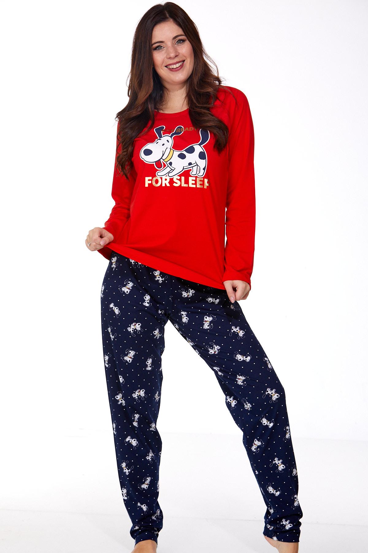 Dámské pyžamo comfort 1B0928