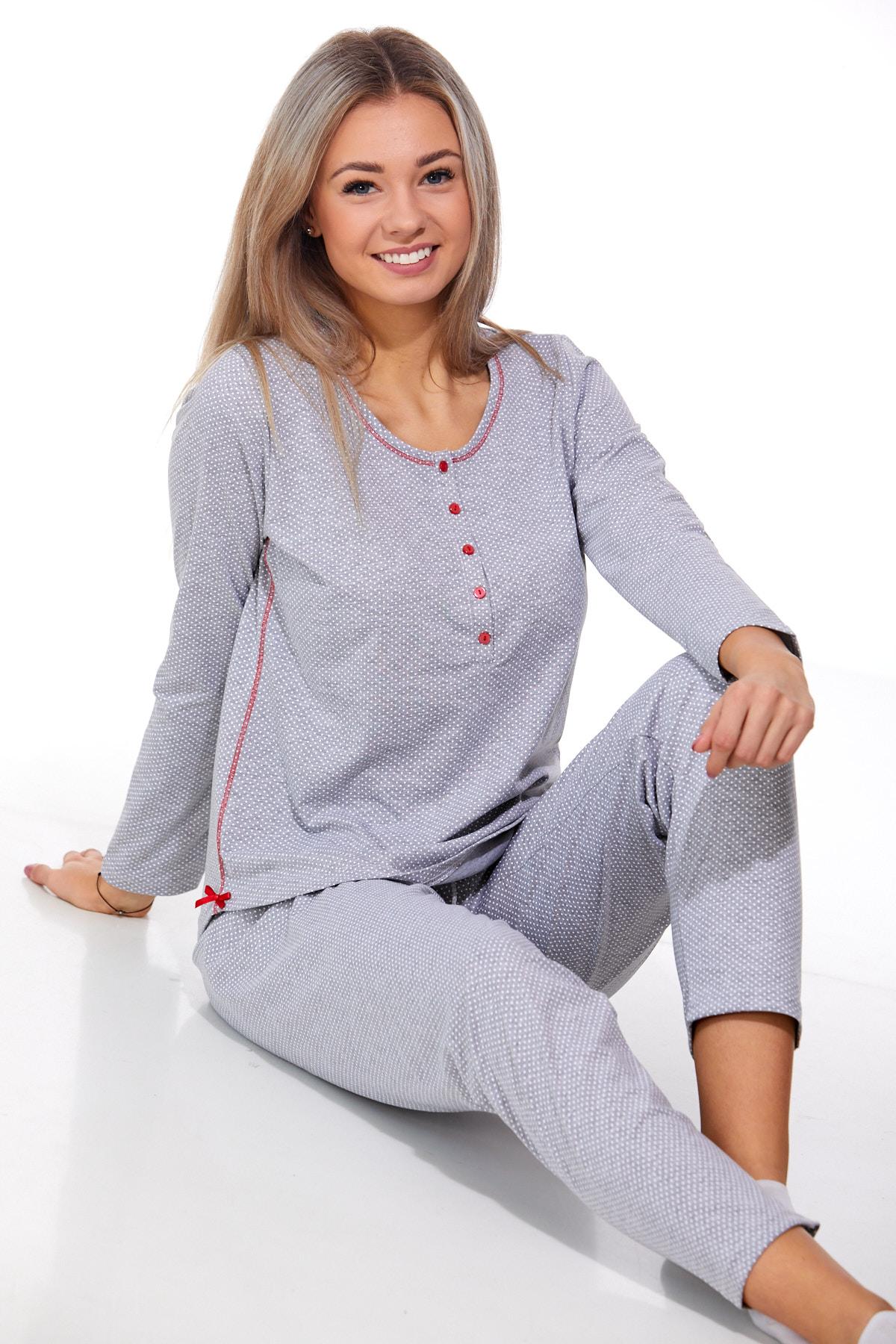 Dámské pyžamo comfort 1B0968