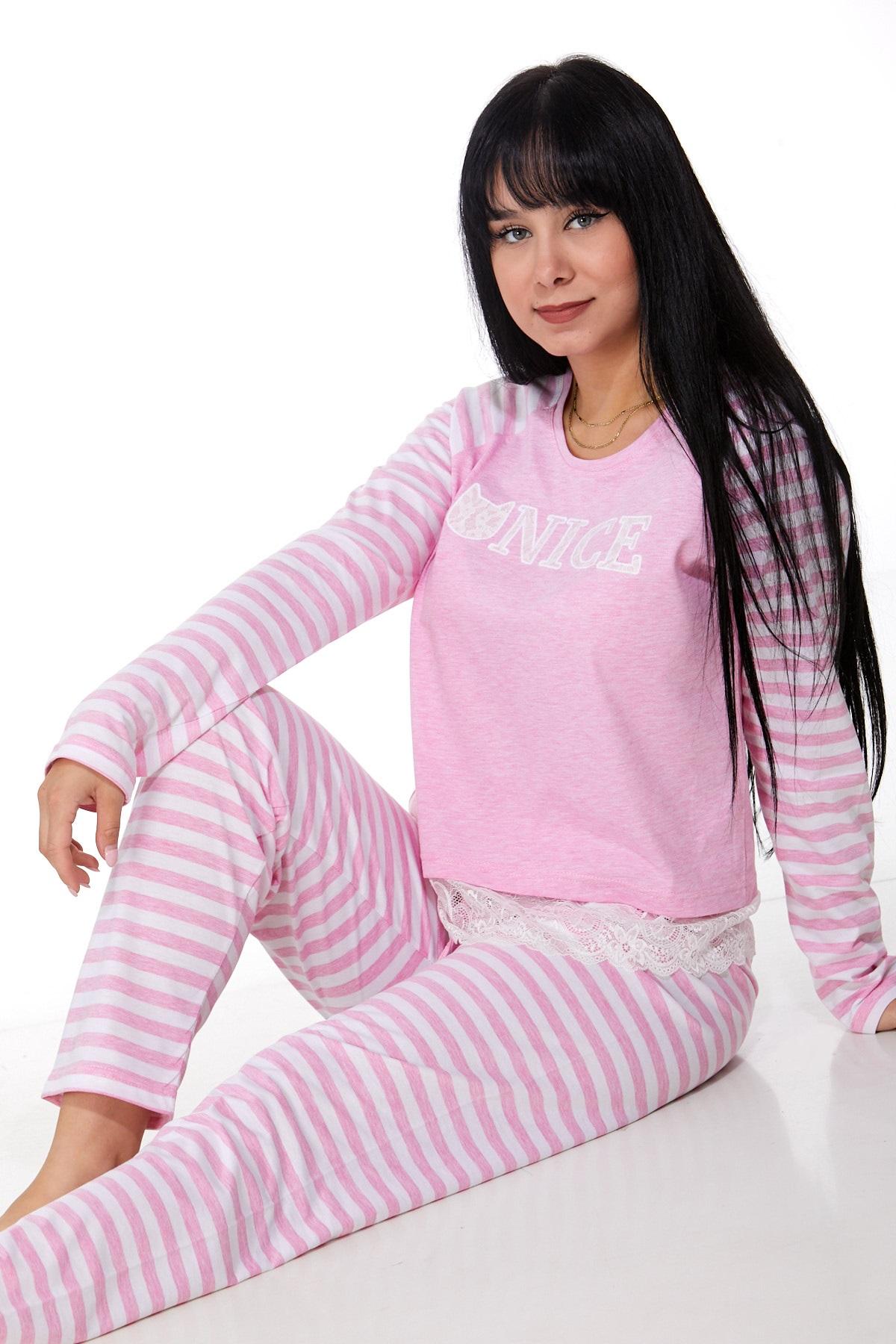 Dámské pyžamo comfort 1B0964