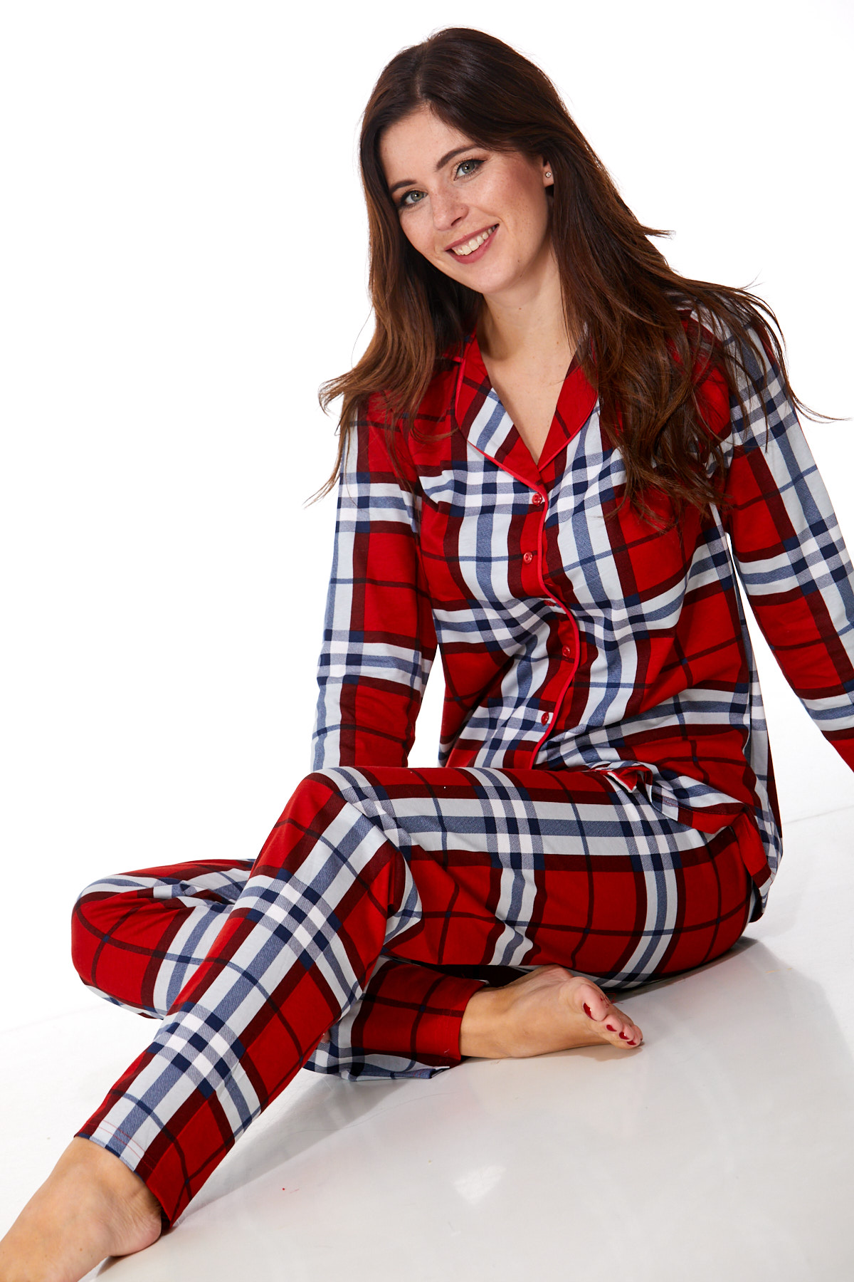 Luxusní pyžamo na kojení 1B1015