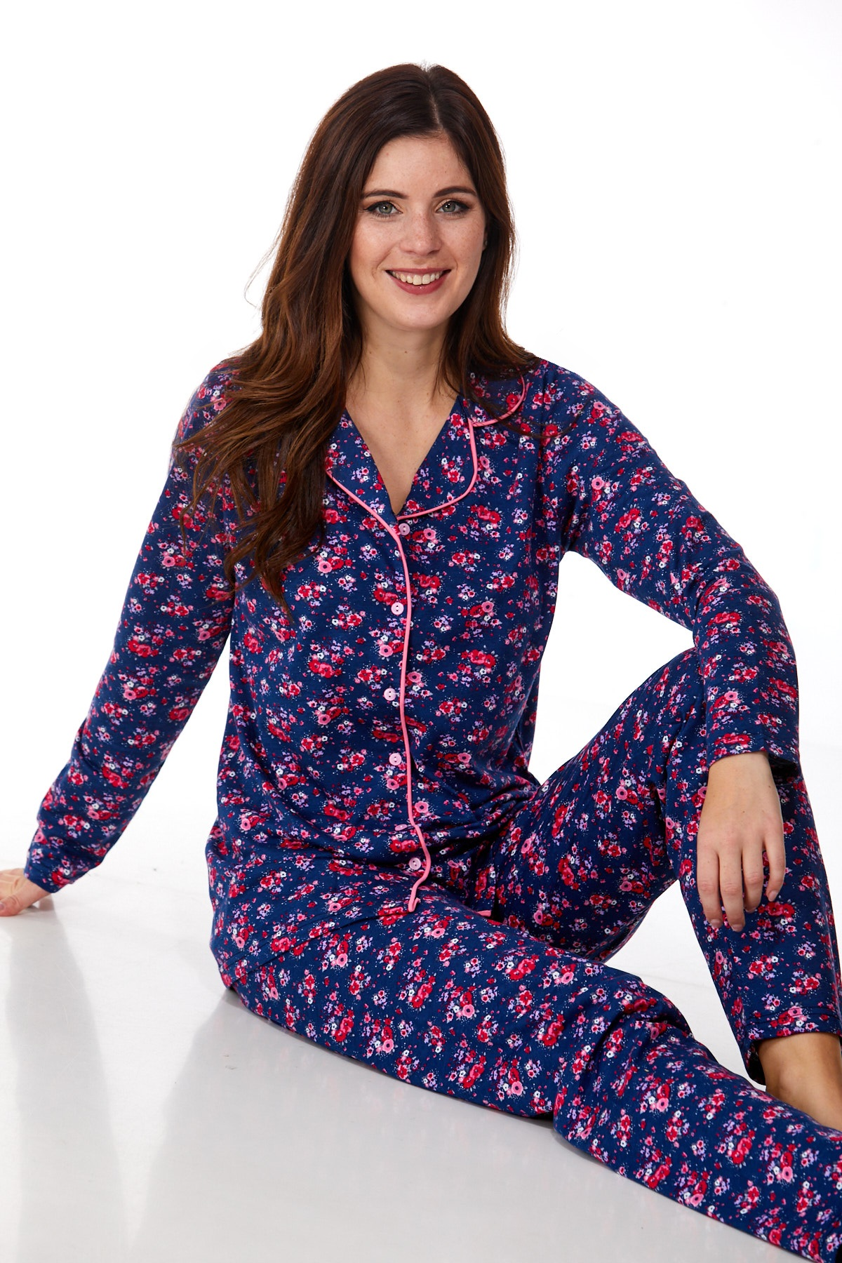 Luxusní pyžamo na kojení 1B1013