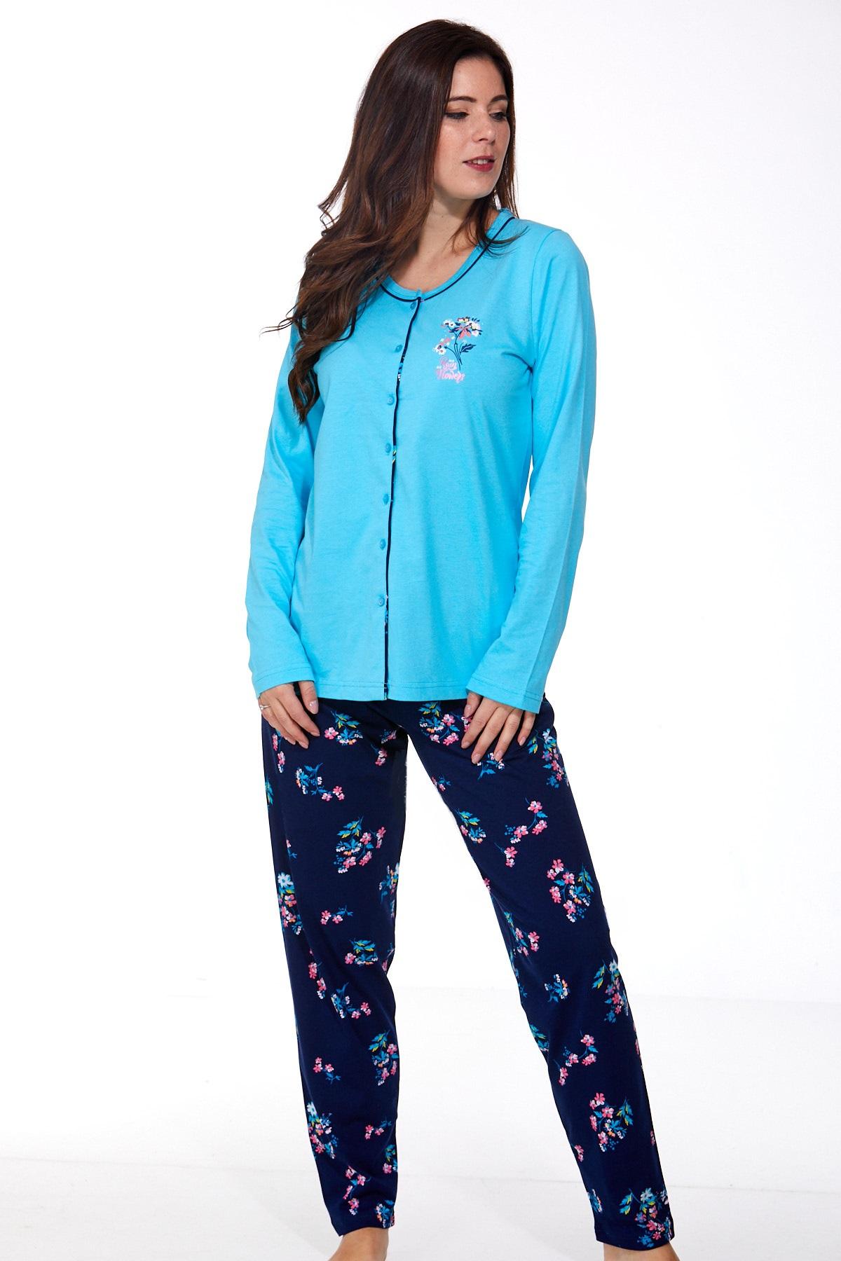 Luxusní pyžamo na kojení 1B0954