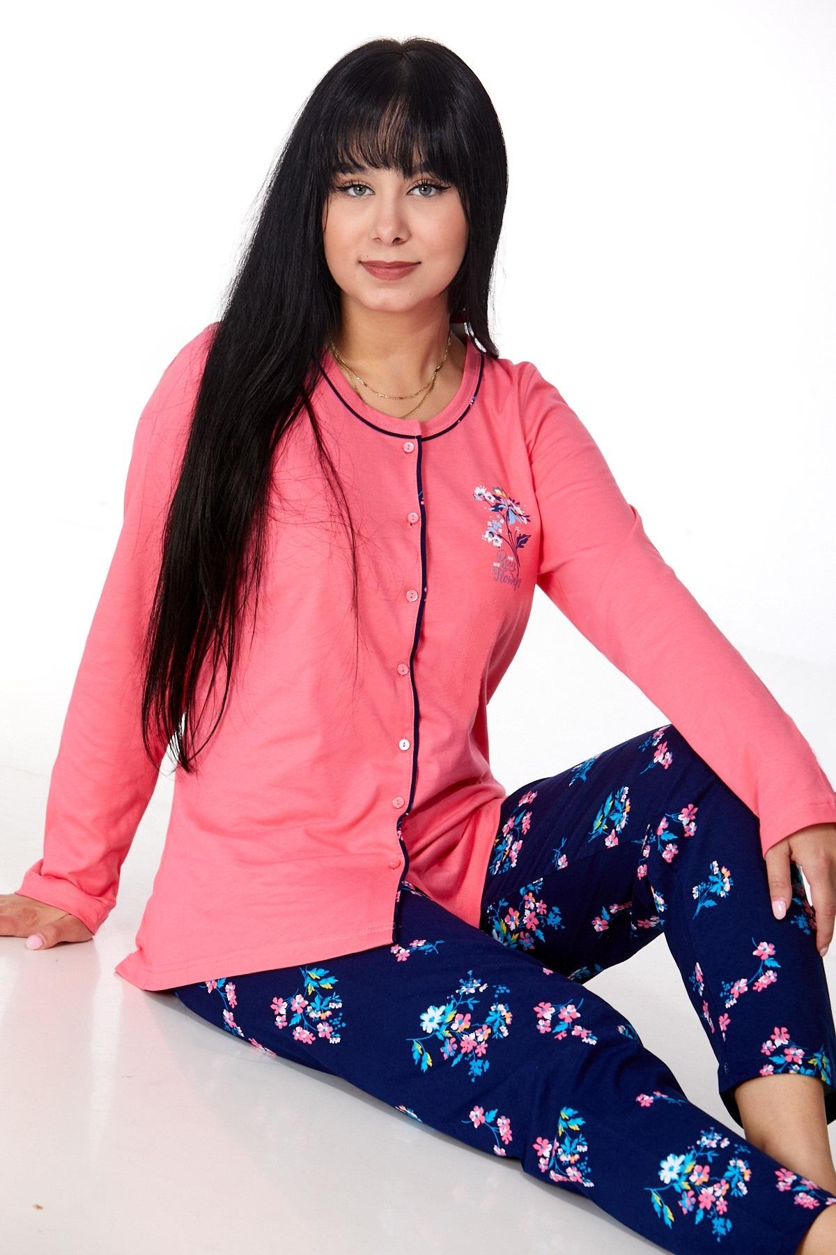 Luxusní pyžamo na kojení 1B0953