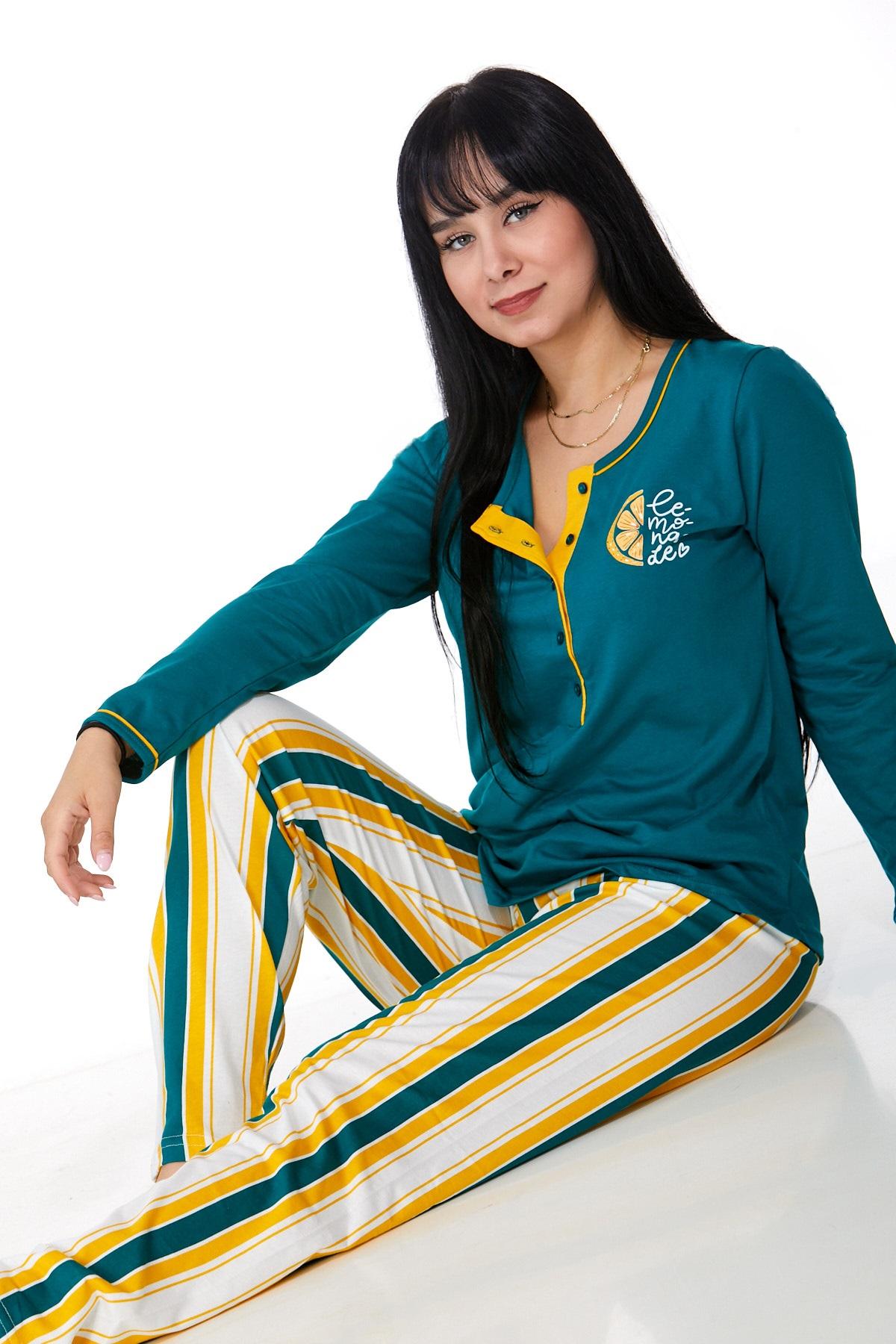 Krásné pyžamo na kojení 1B0920