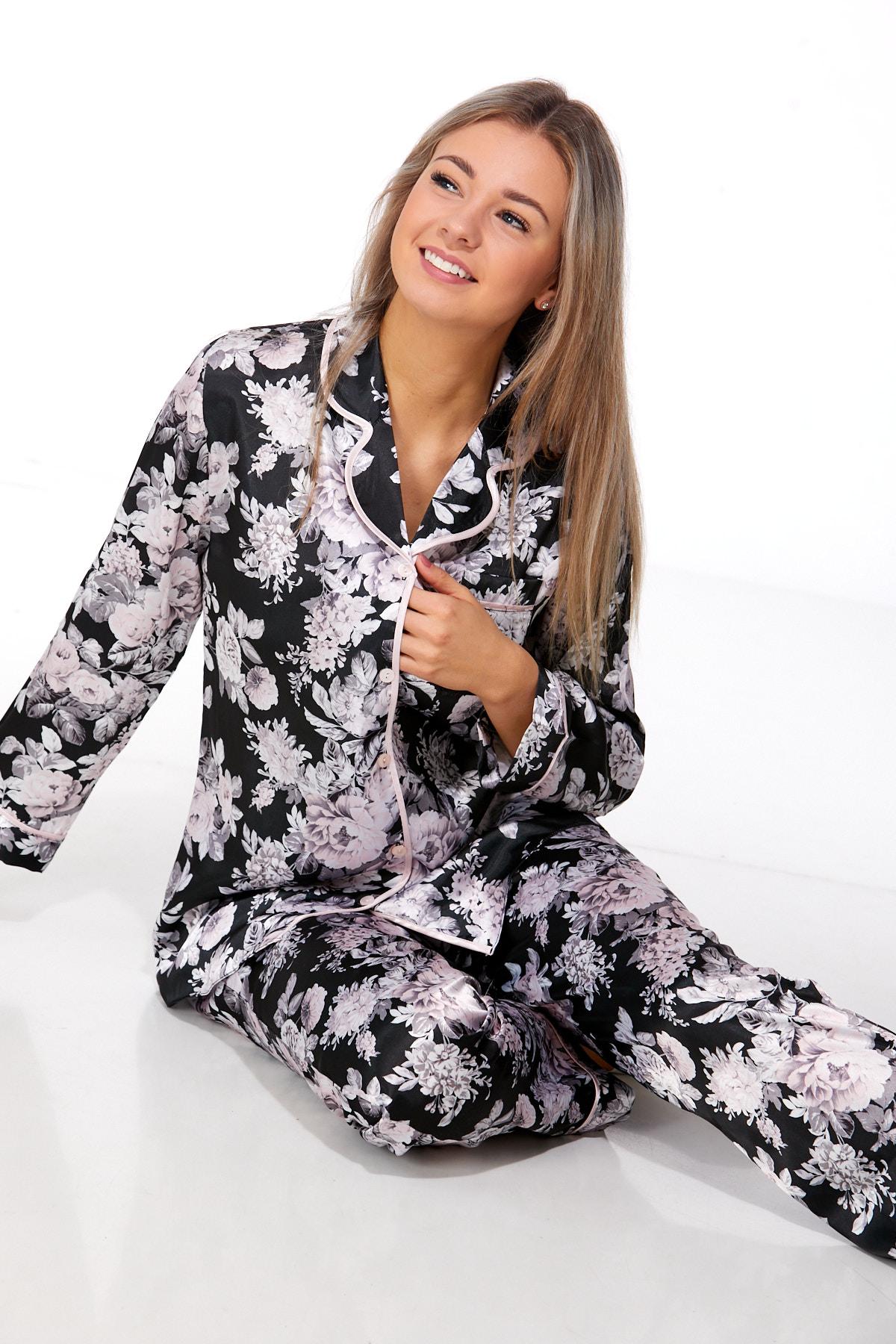 Luxusní pyžamo na kojení 1E8291