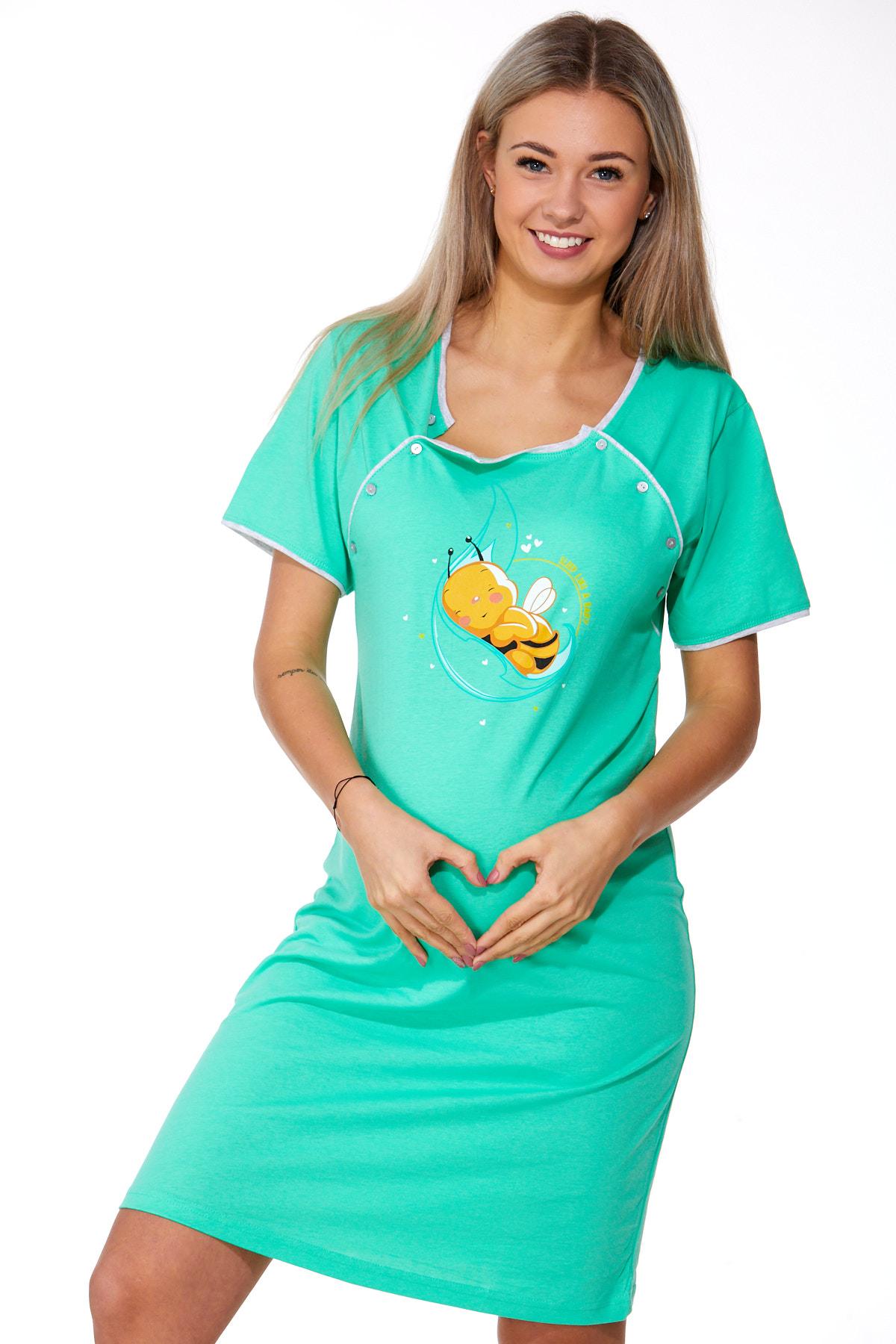 Košilka kojící do porodnice 1C2260