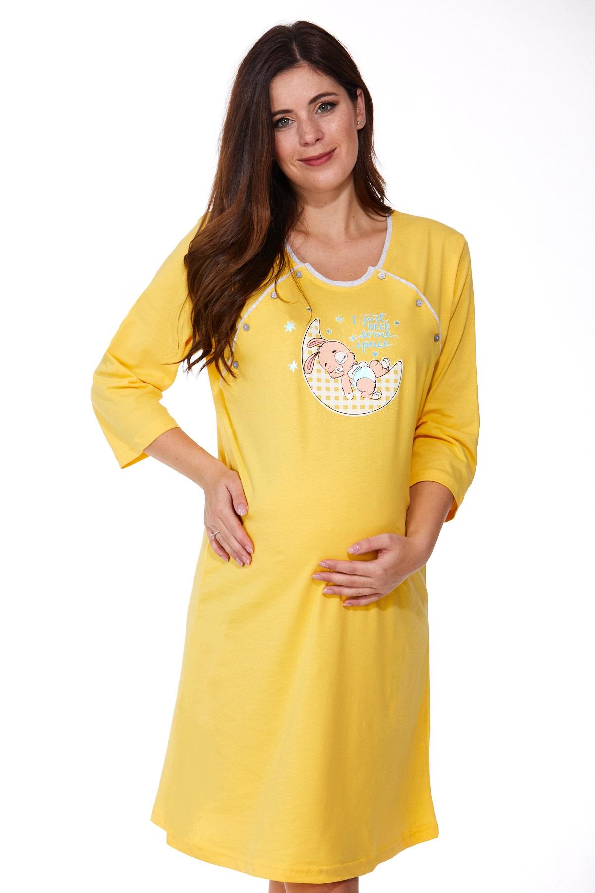 Košilka kojící do porodnice 1C2256