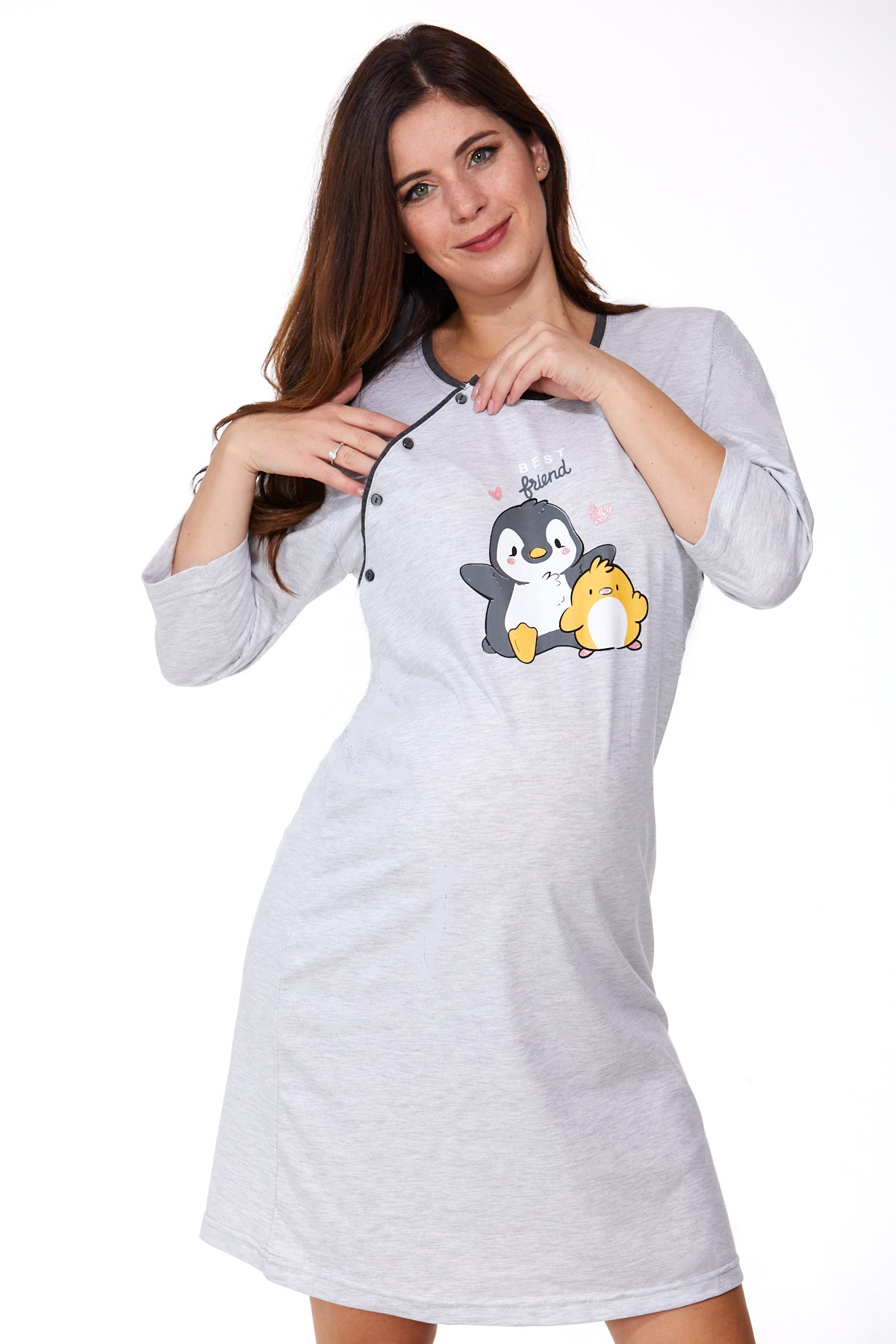 Košilka kojící do porodnice 1C2266
