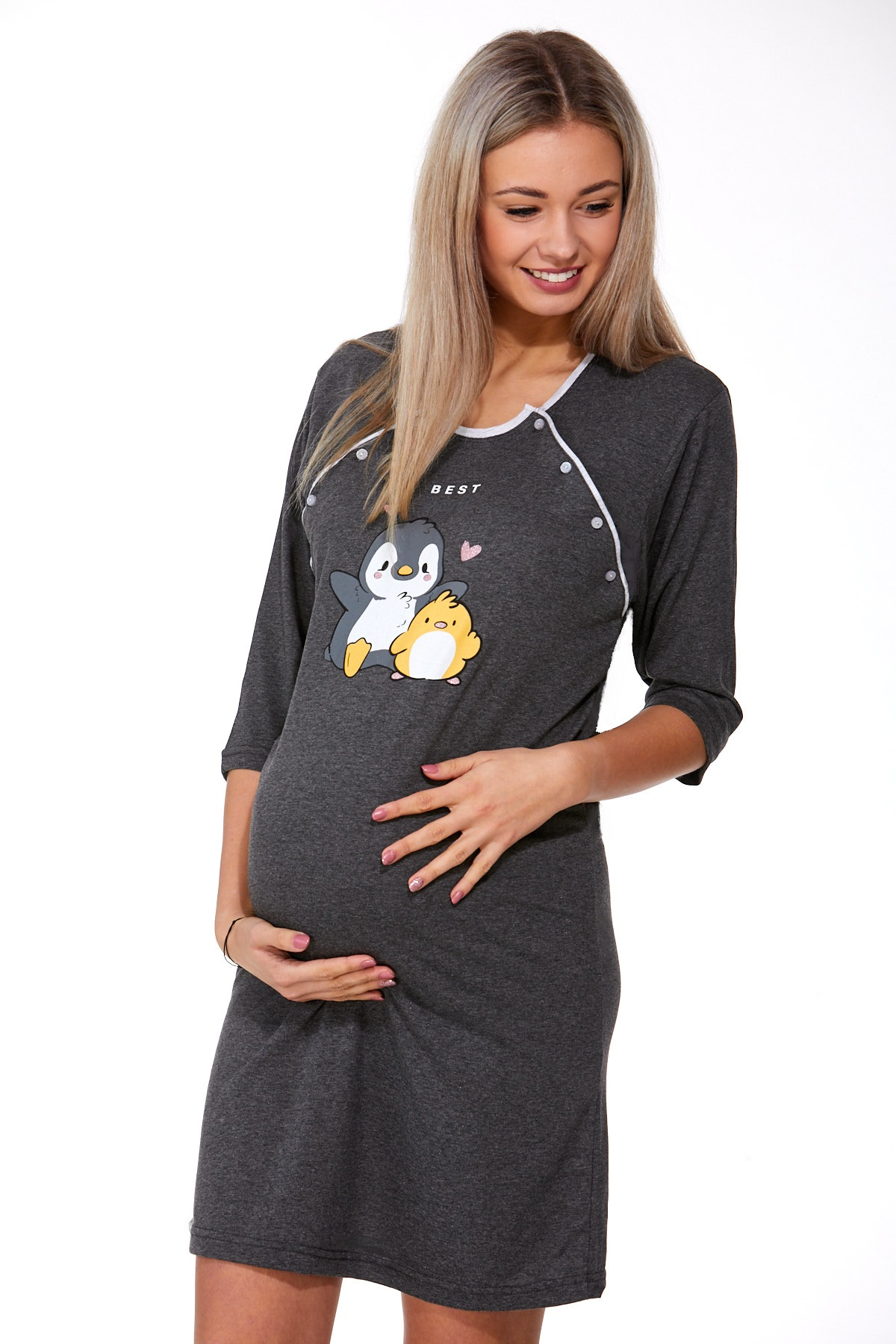 Košilka kojící do porodnice 1C2265