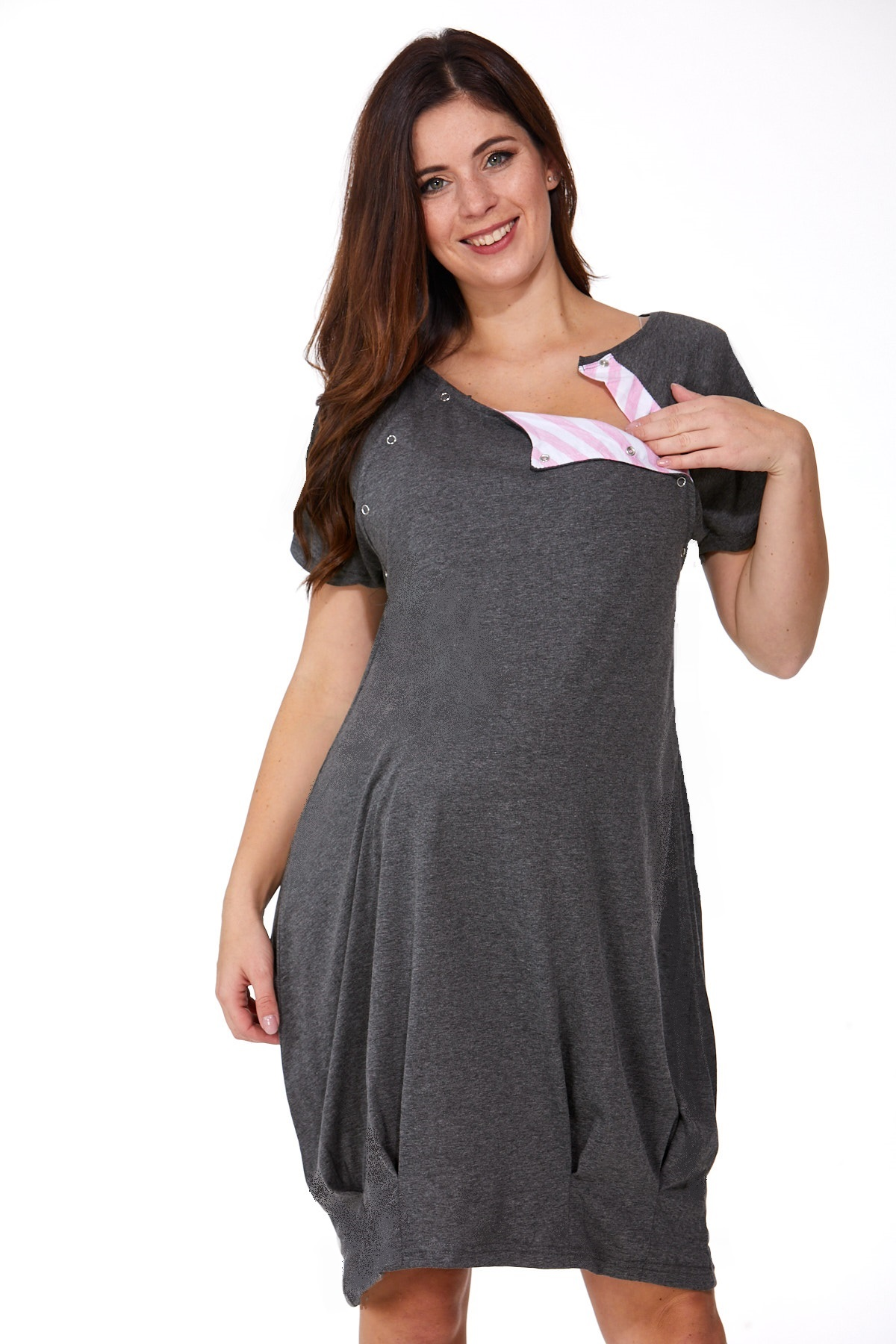 Košilka kojící do porodnice 1C2254