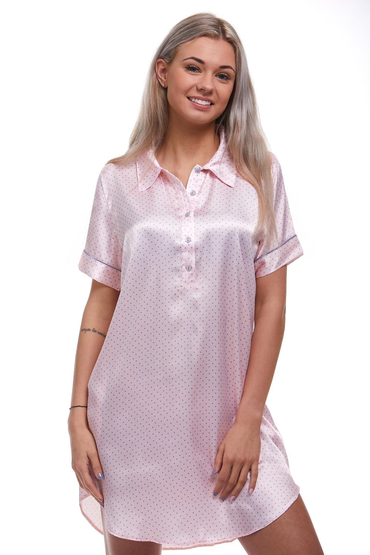Noční košilka luxusní 1E8279