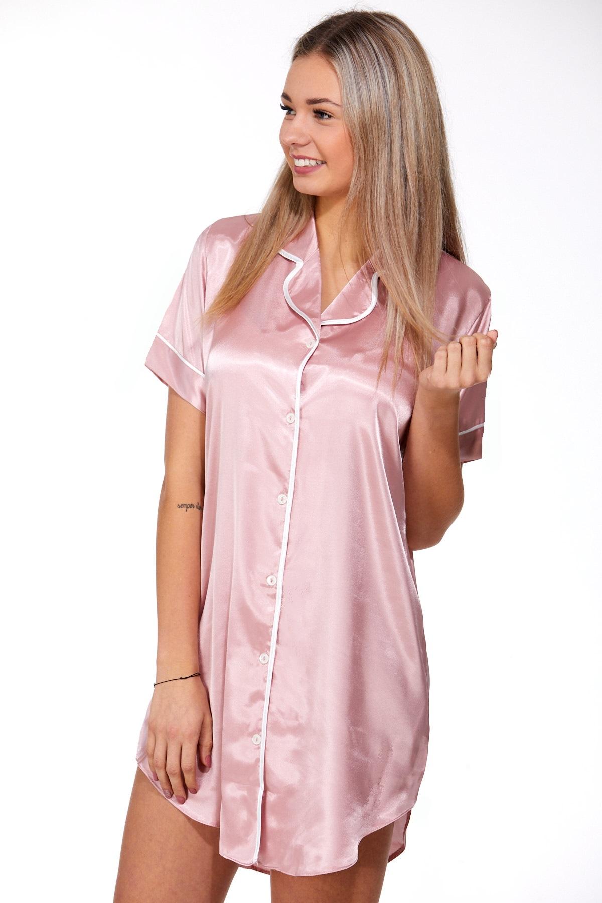 Noční košilka luxusní 1E8278