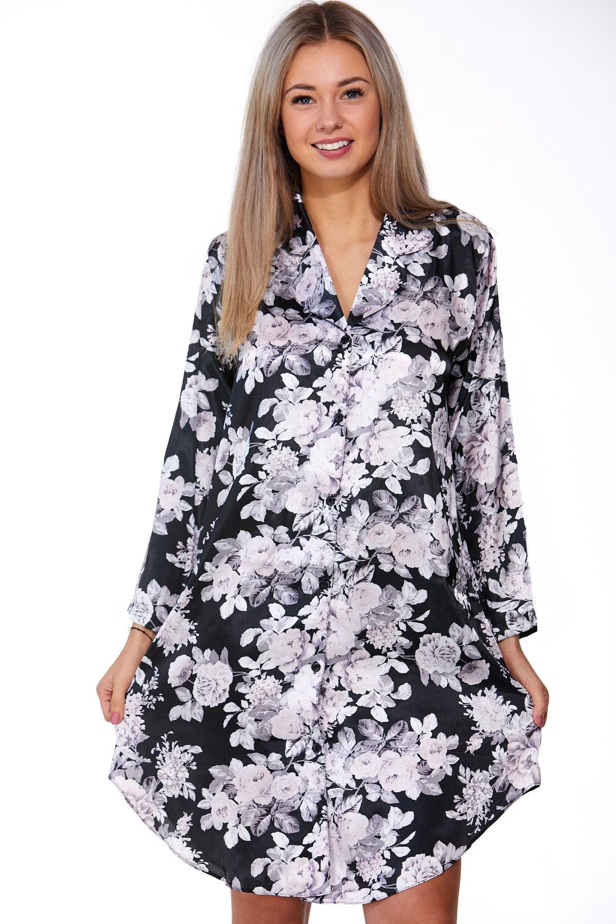 Noční košilka luxusní 1E8277