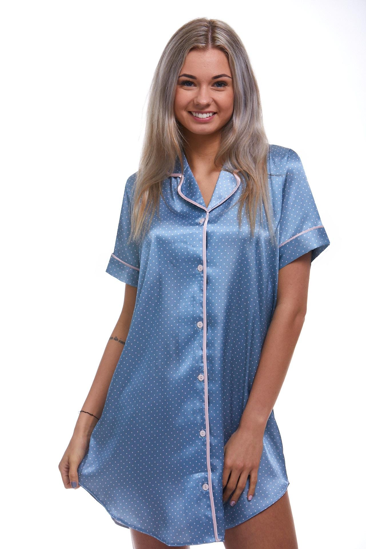 Noční košilka luxusní 1E8276