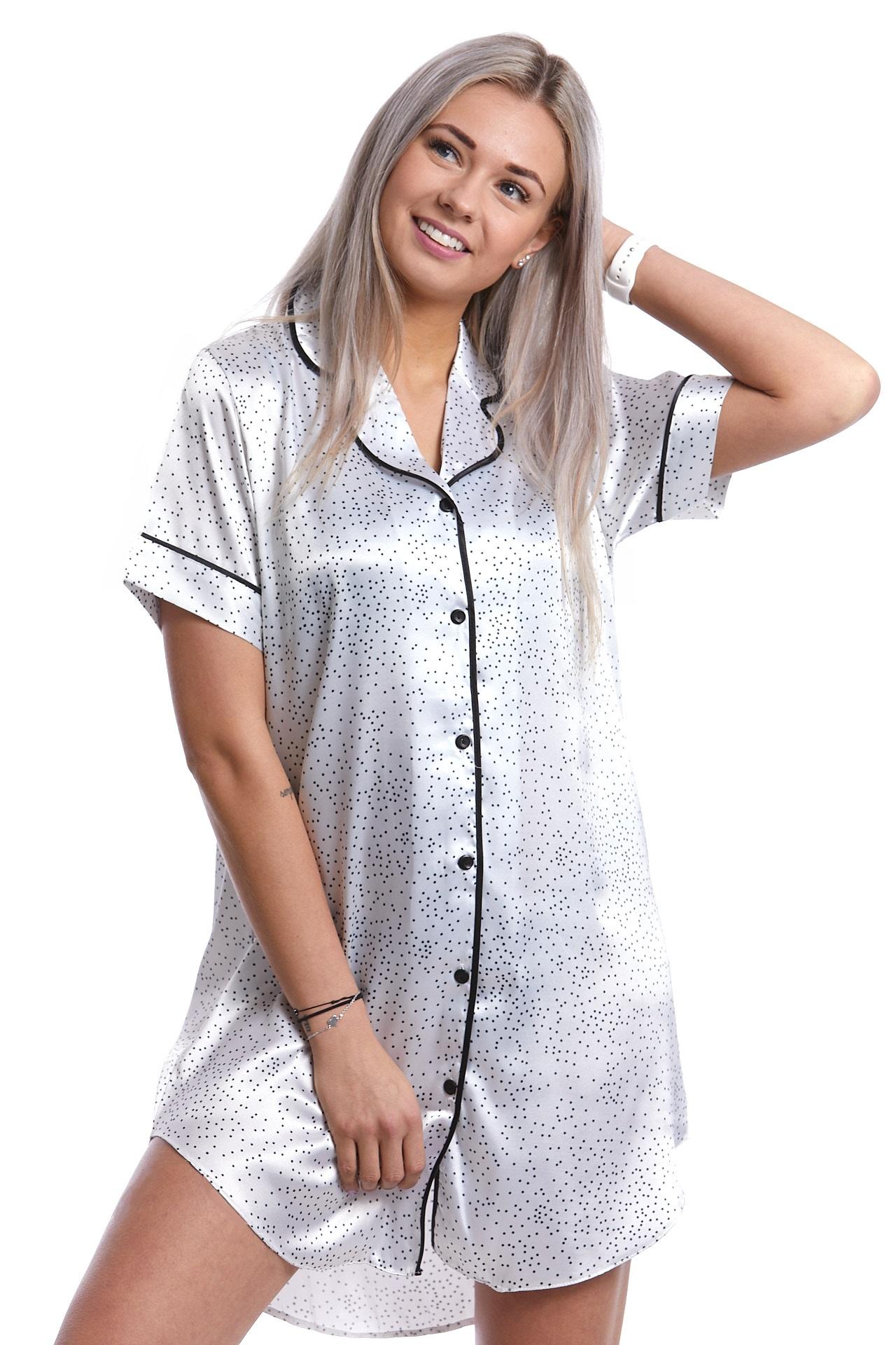 Noční košilka luxusní 1E8275