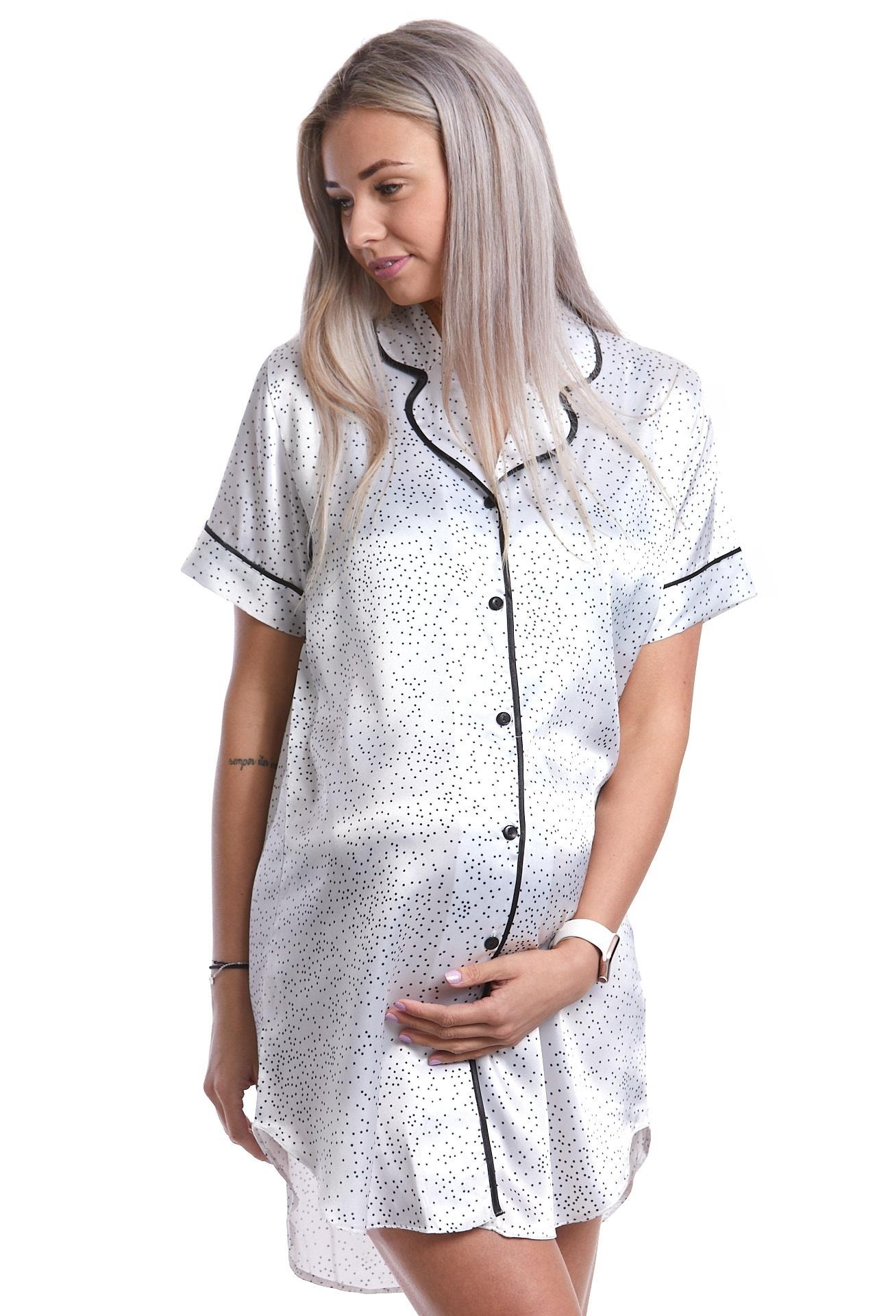 Luxusní kojící košilka 1E8275