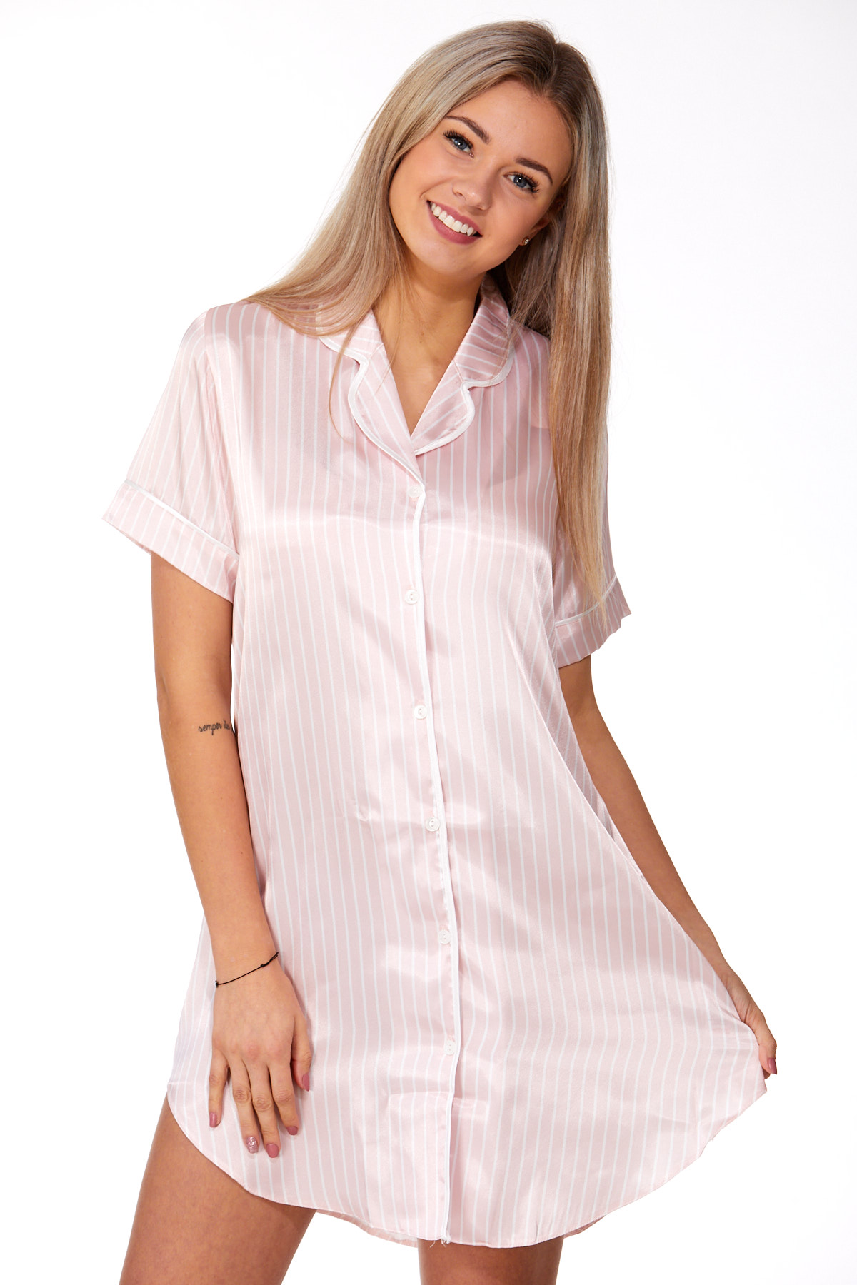 Noční košilka luxusní 1E8274