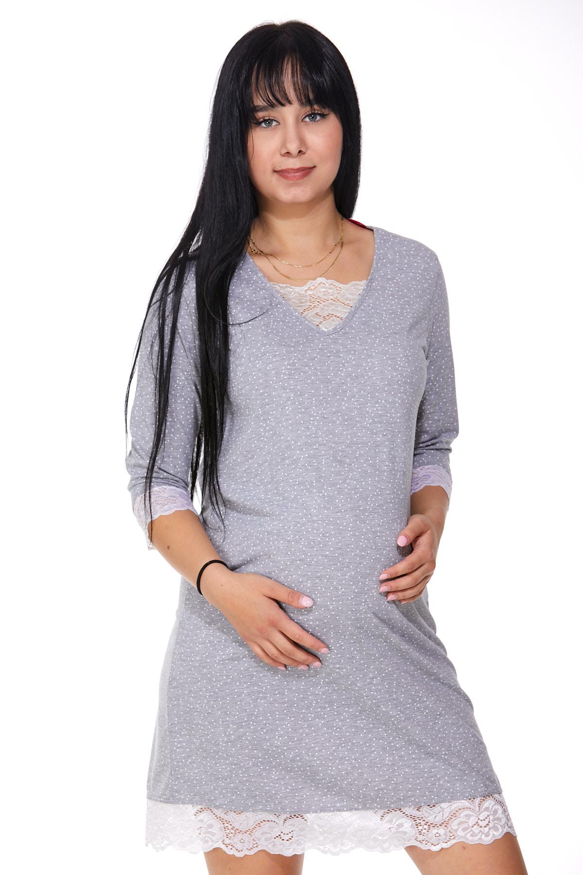 Noční košilka pro těhotné 1C2291