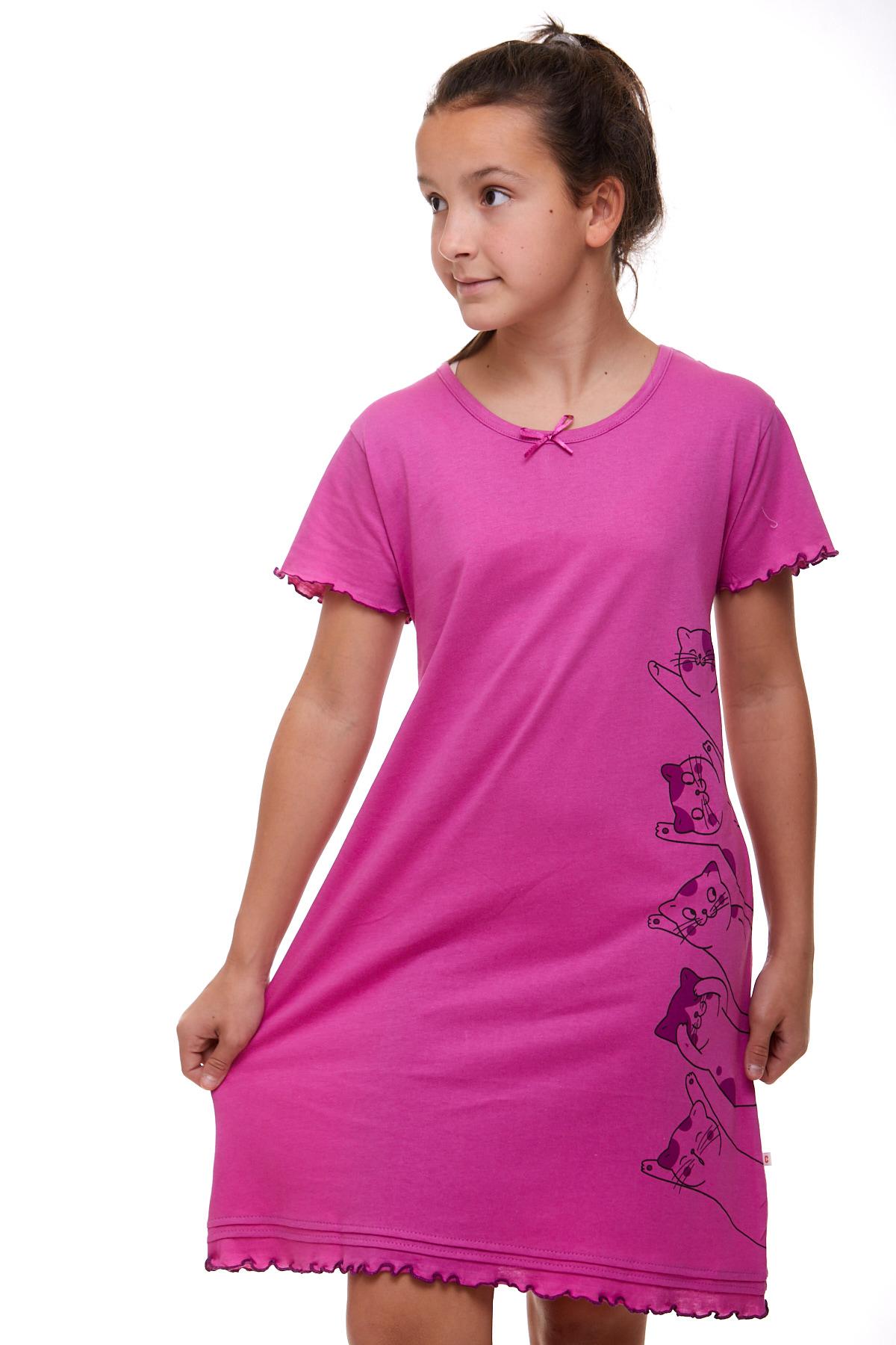 Dívčí noční košilka 1F0524