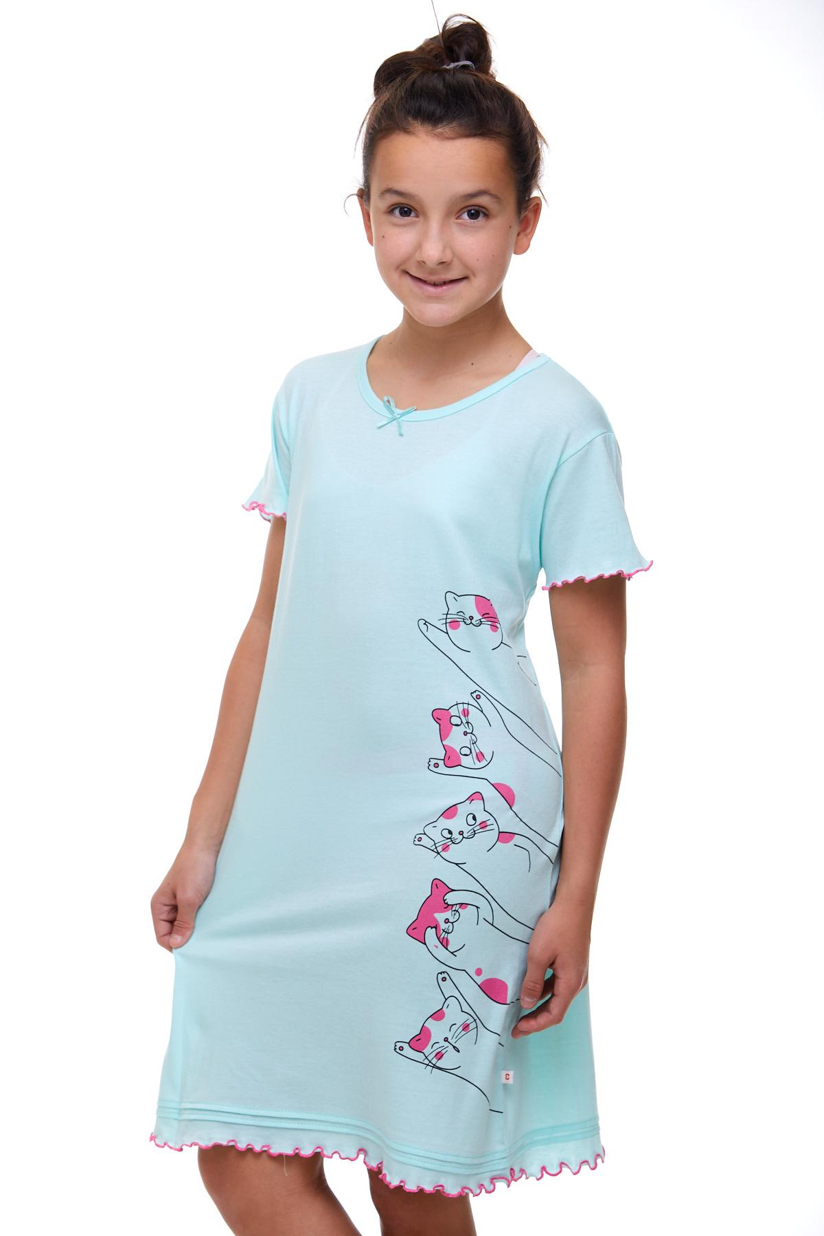 Dívčí noční košilka 1F0523