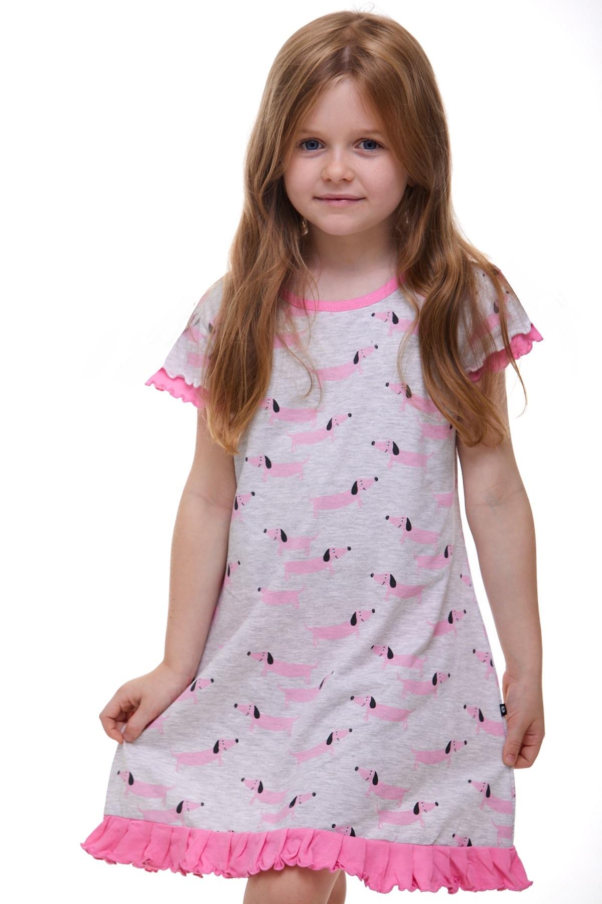 Dívčí noční košilka 1F0522