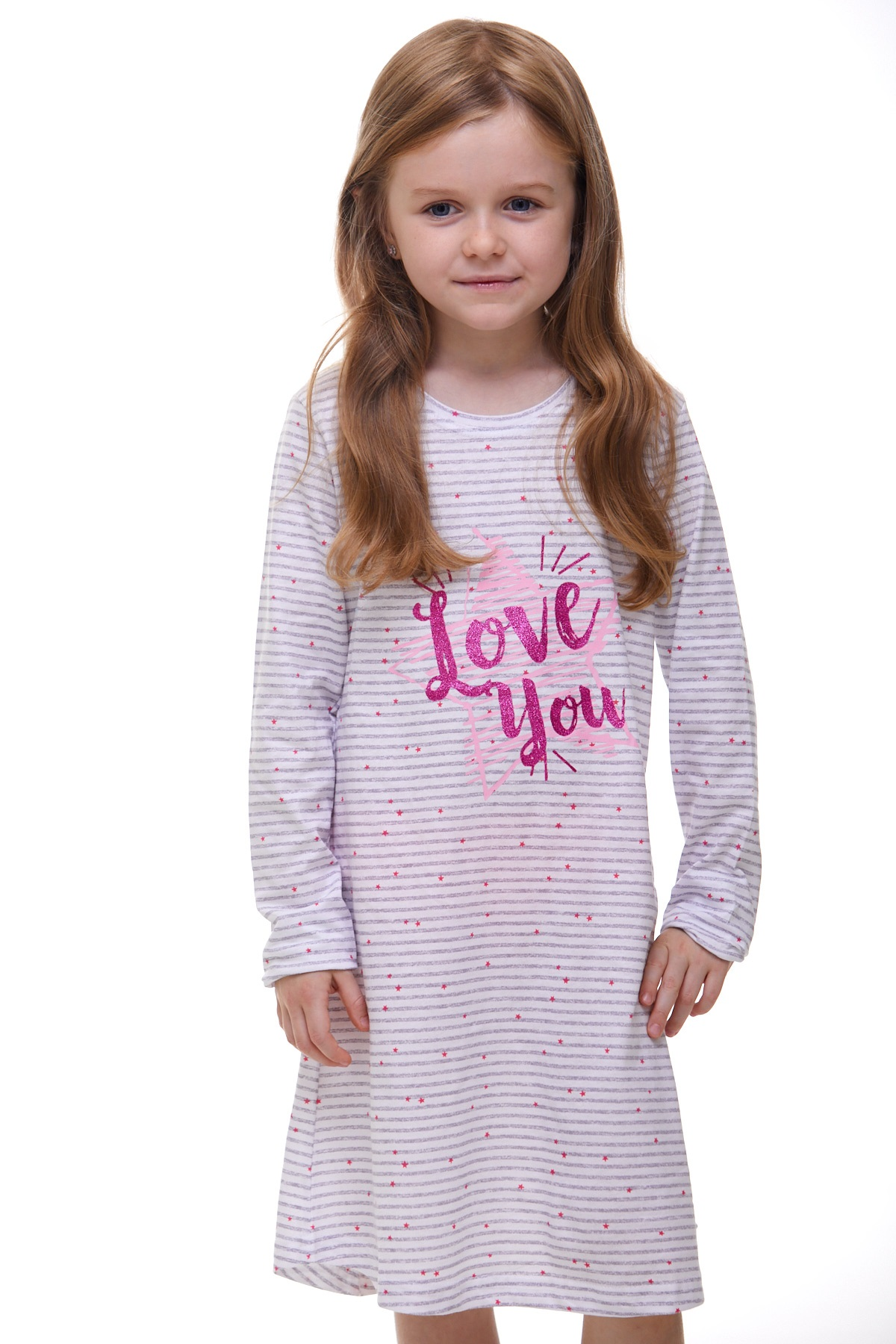 Dívčí noční košilka 1F0488