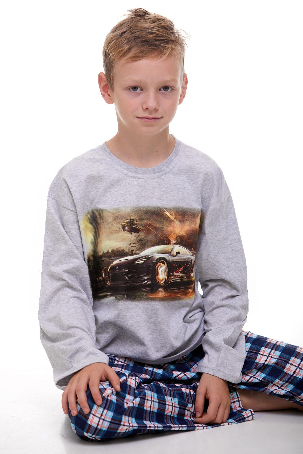 Chlapecké pyžamo 1F0521