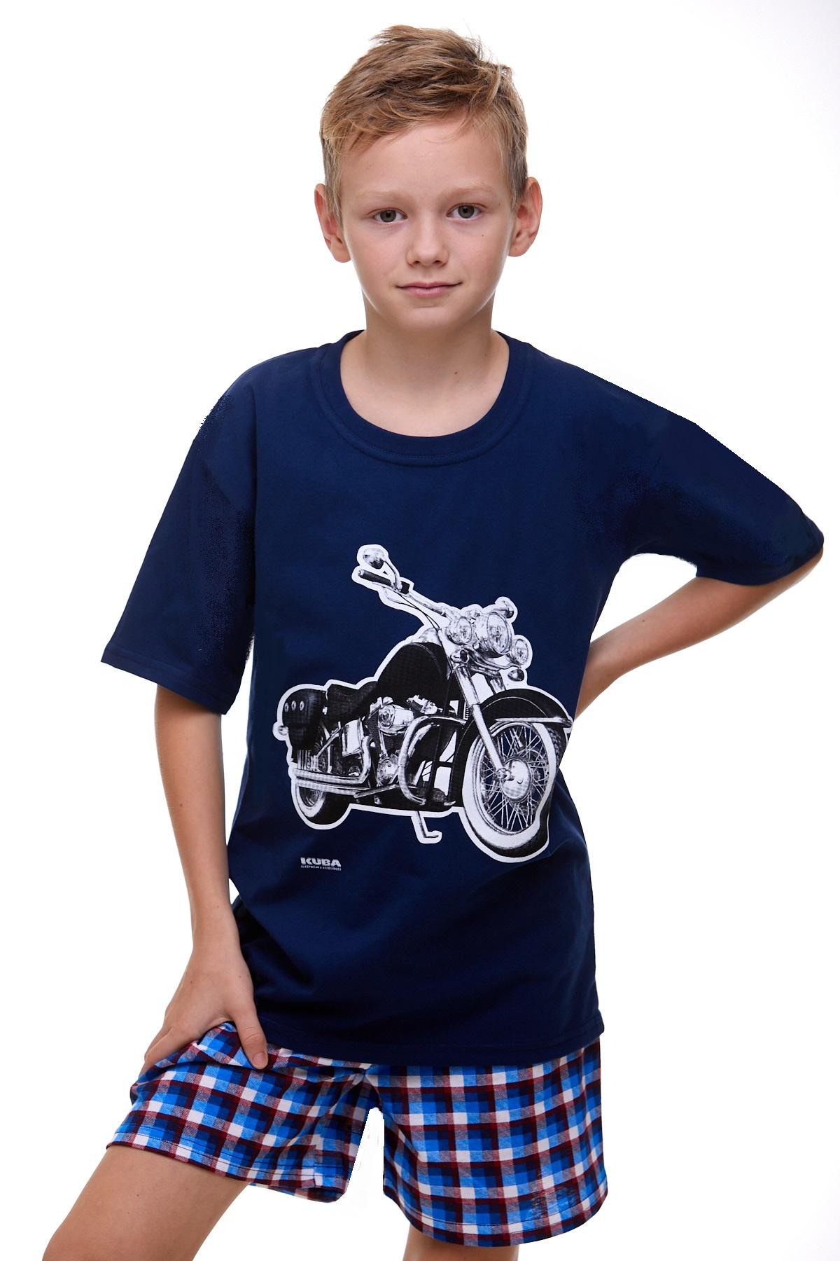 Chlapecké pyžamo 1F0502