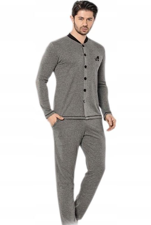 Pyžamo pro muže celopropínací 1P1004
