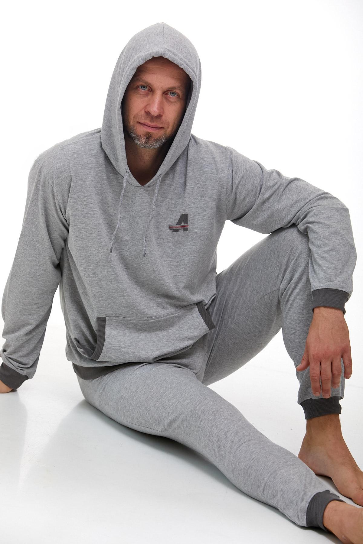Pyžamo pro muže sportovní 1P1003