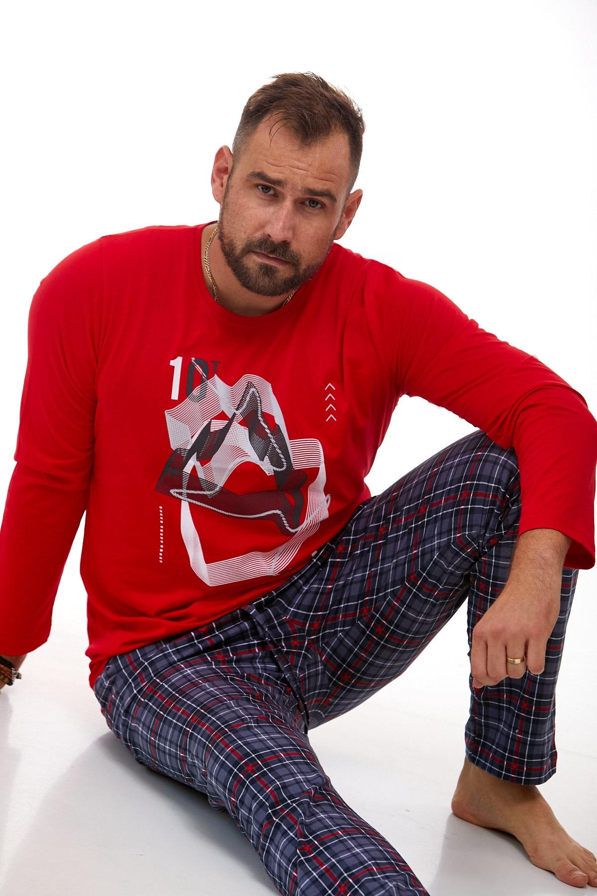 Pyžamo pro muže 1P0973