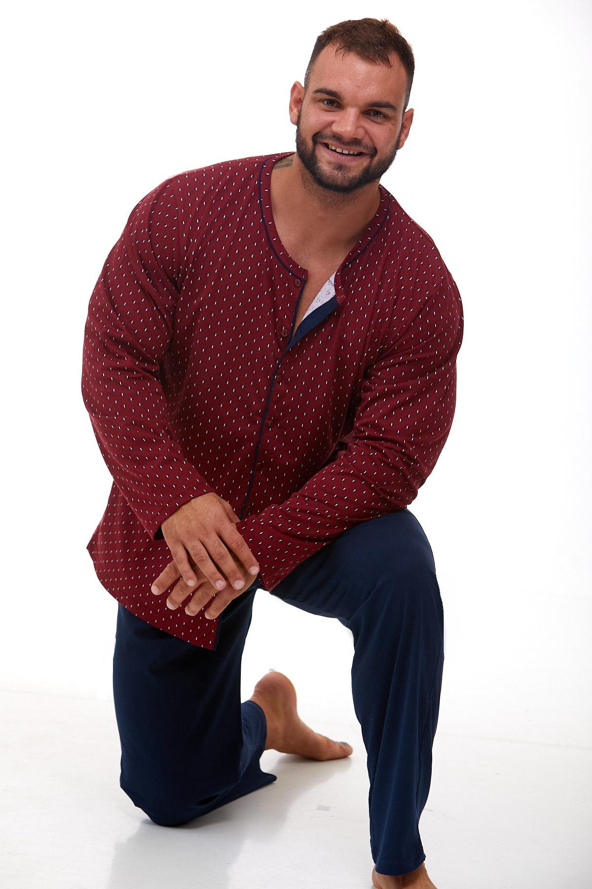 Pyžamo pro muže 1P0969