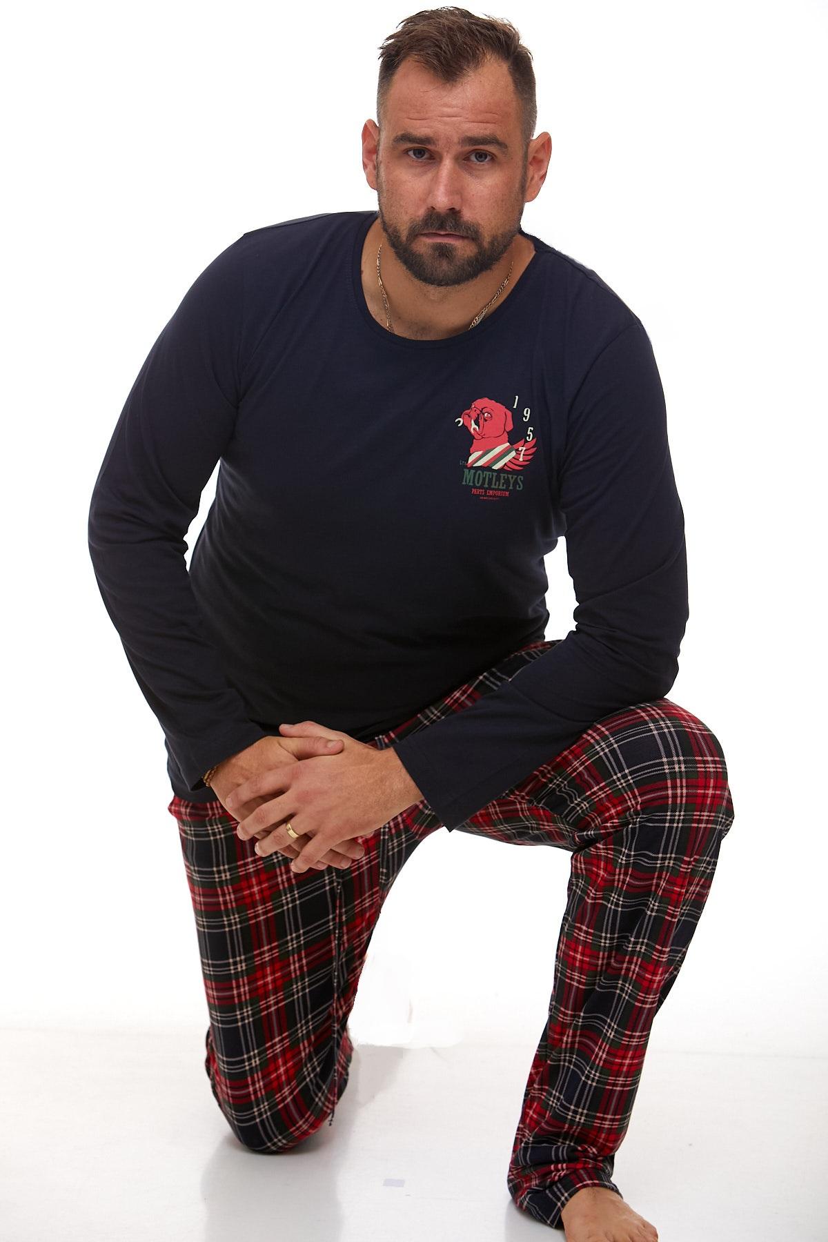 Pyžamo pro muže 1P0968