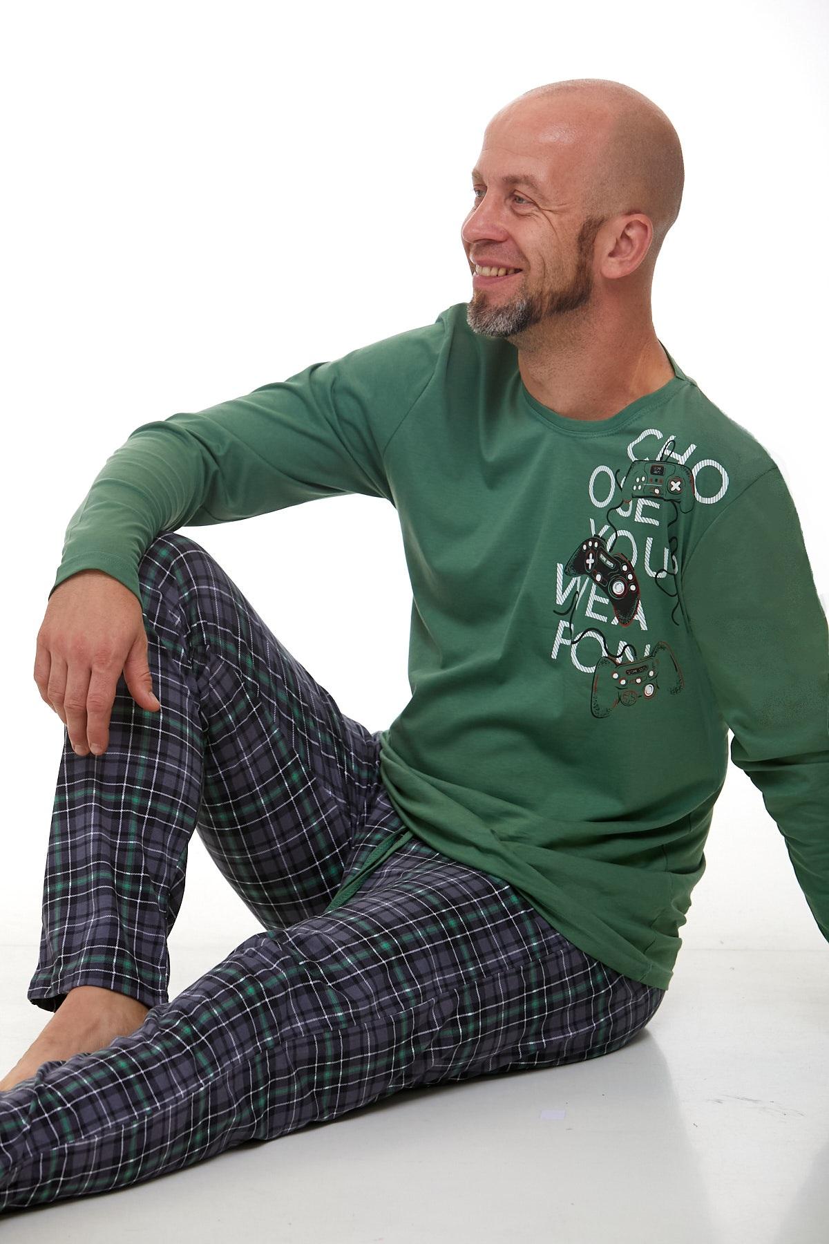 Pyžamo pro muže 1P0964